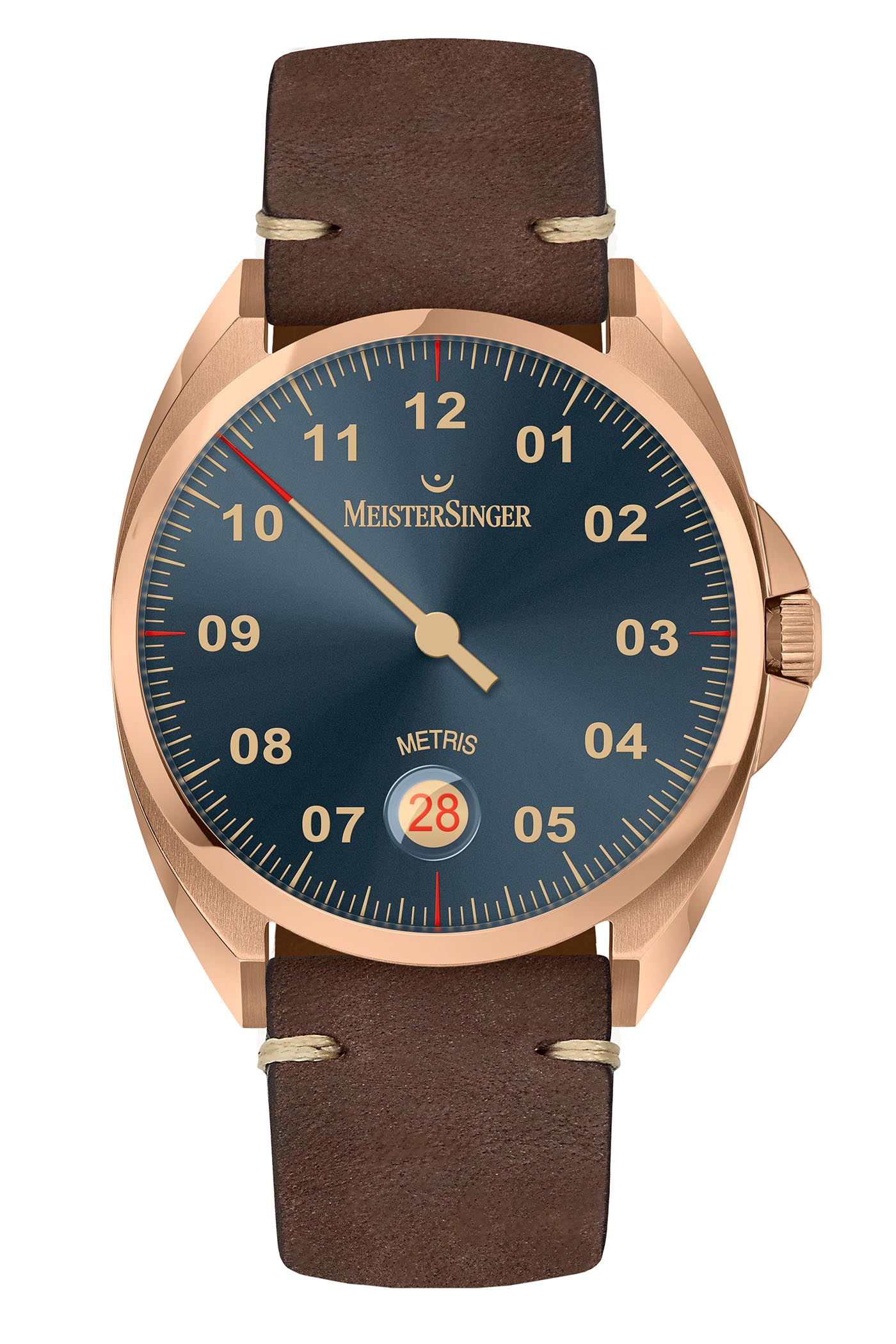 Baselworld 2019 - MeisterSinger Bronze Editions No. 03, Perigraph and Metris - 4