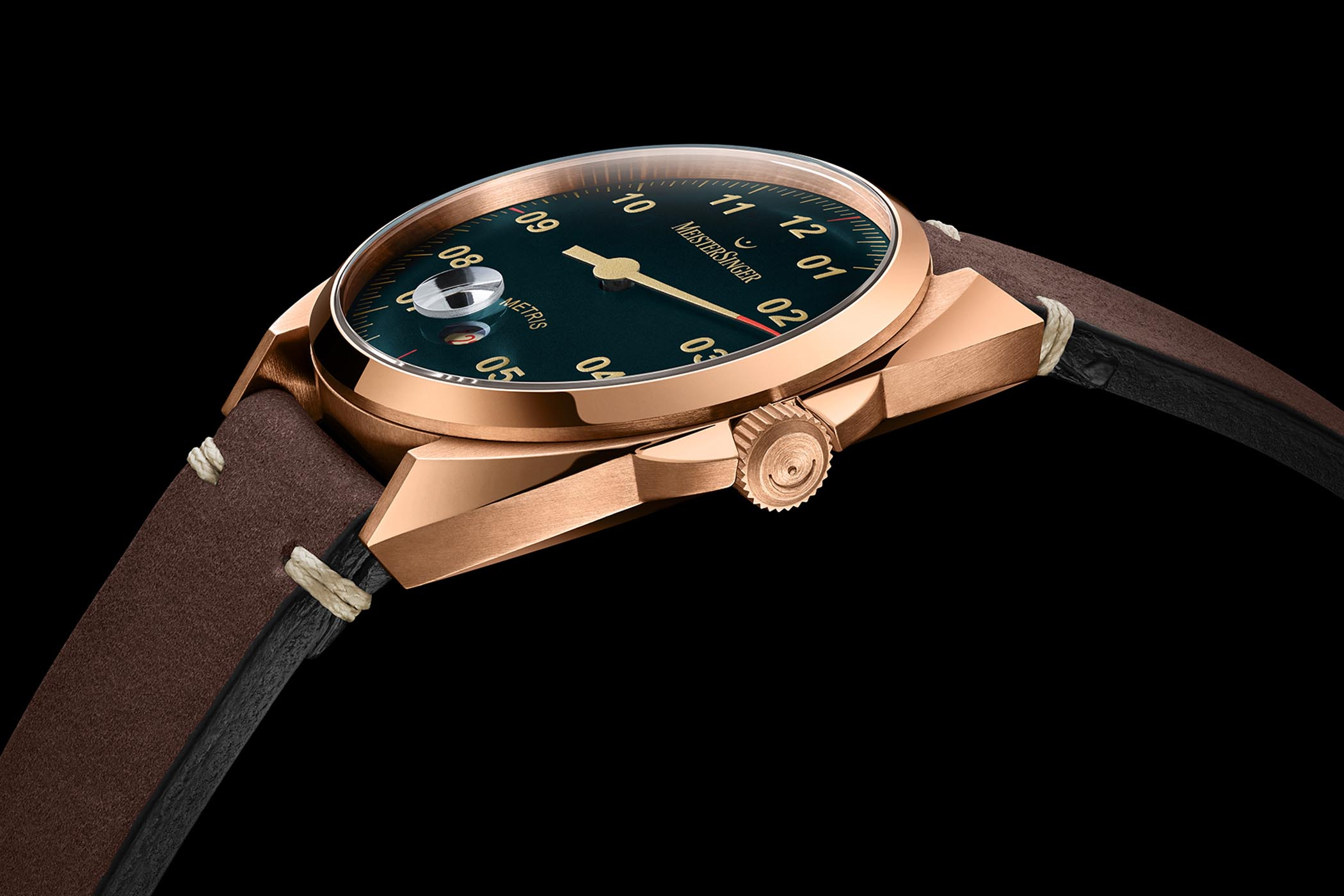 Baselworld 2019 - MeisterSinger Bronze Editions No. 03, Perigraph and Metris - 5