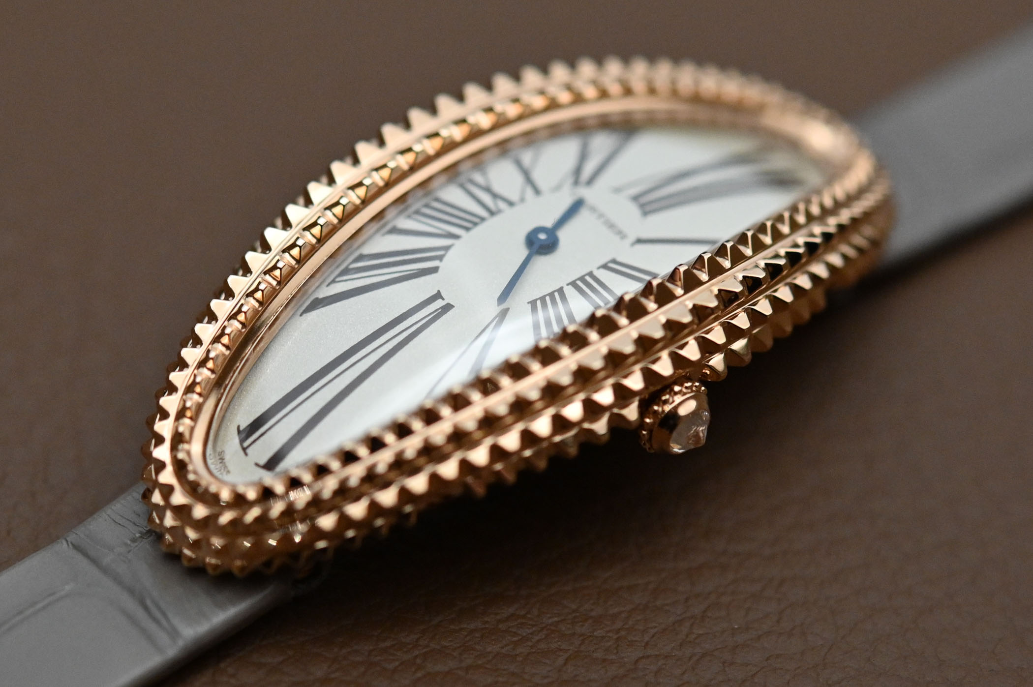 The Cartier Baignoire Allongee Monochrome Watches