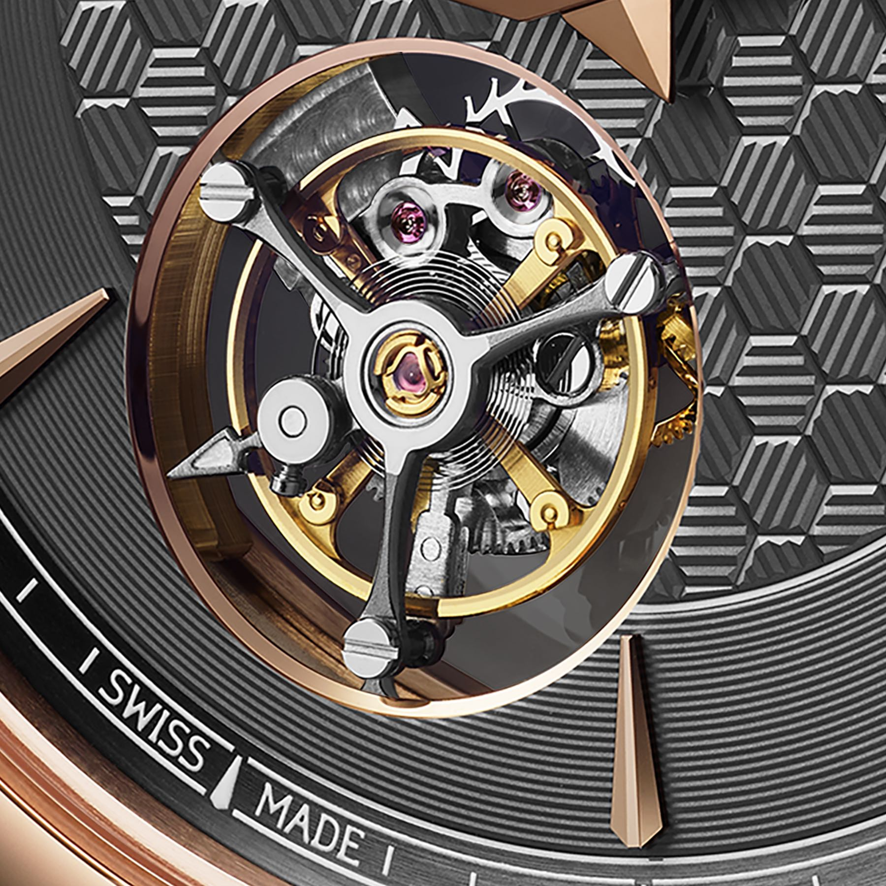 Chopard L.U.C. Flying T Twin Tourbillon - Baselworld 2019 - 1