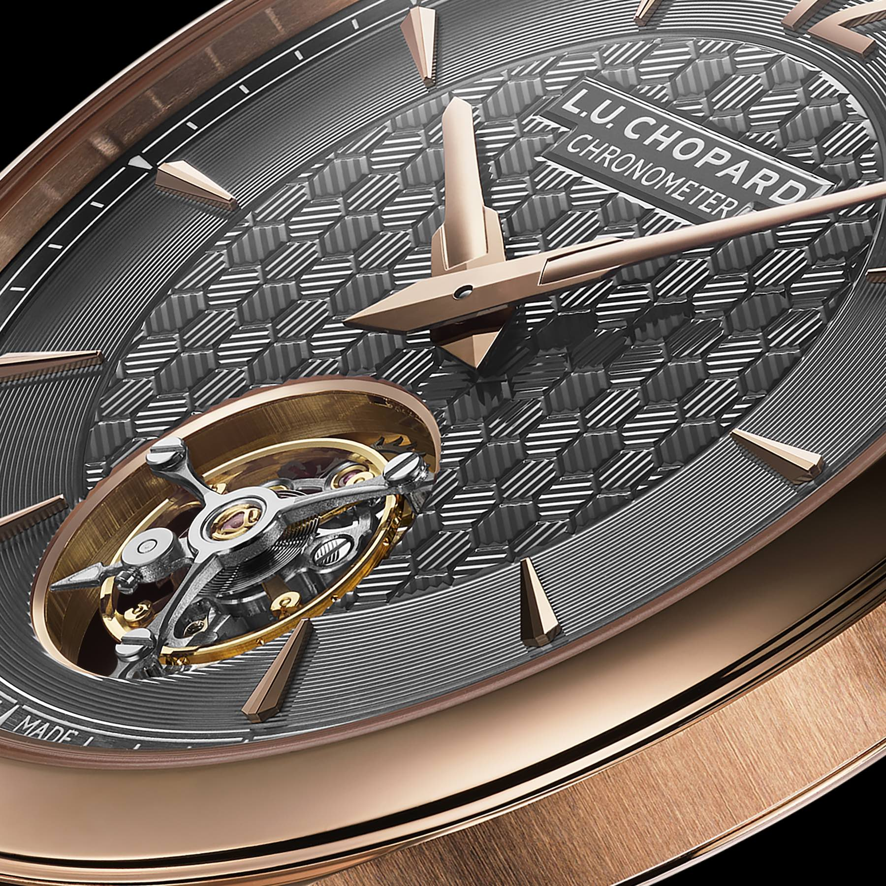 Chopard L.U.C. Flying T Twin Tourbillon - Baselworld 2019 - 2
