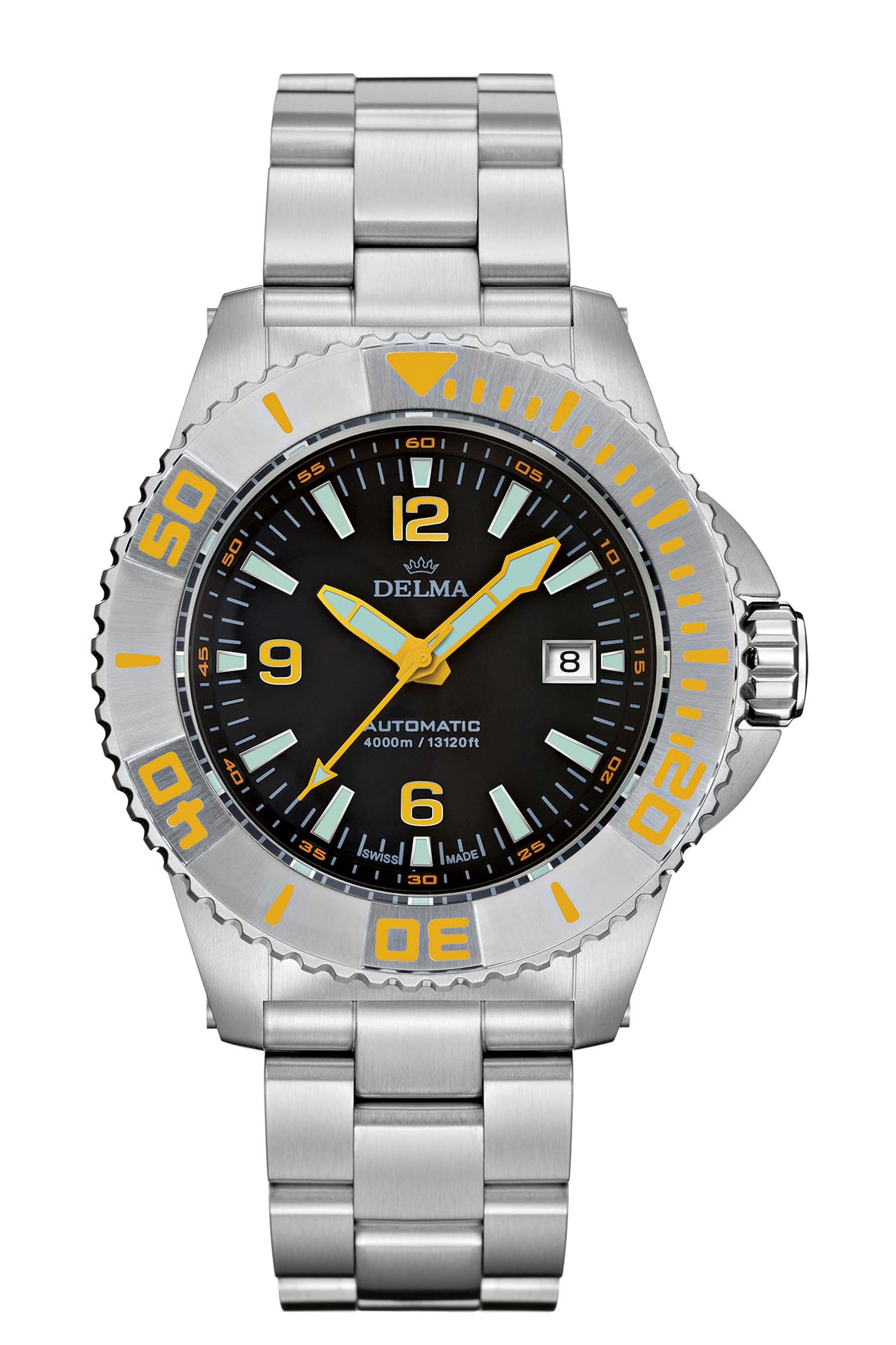 Delma Blue Shark III 4000m Water Resistant - 2