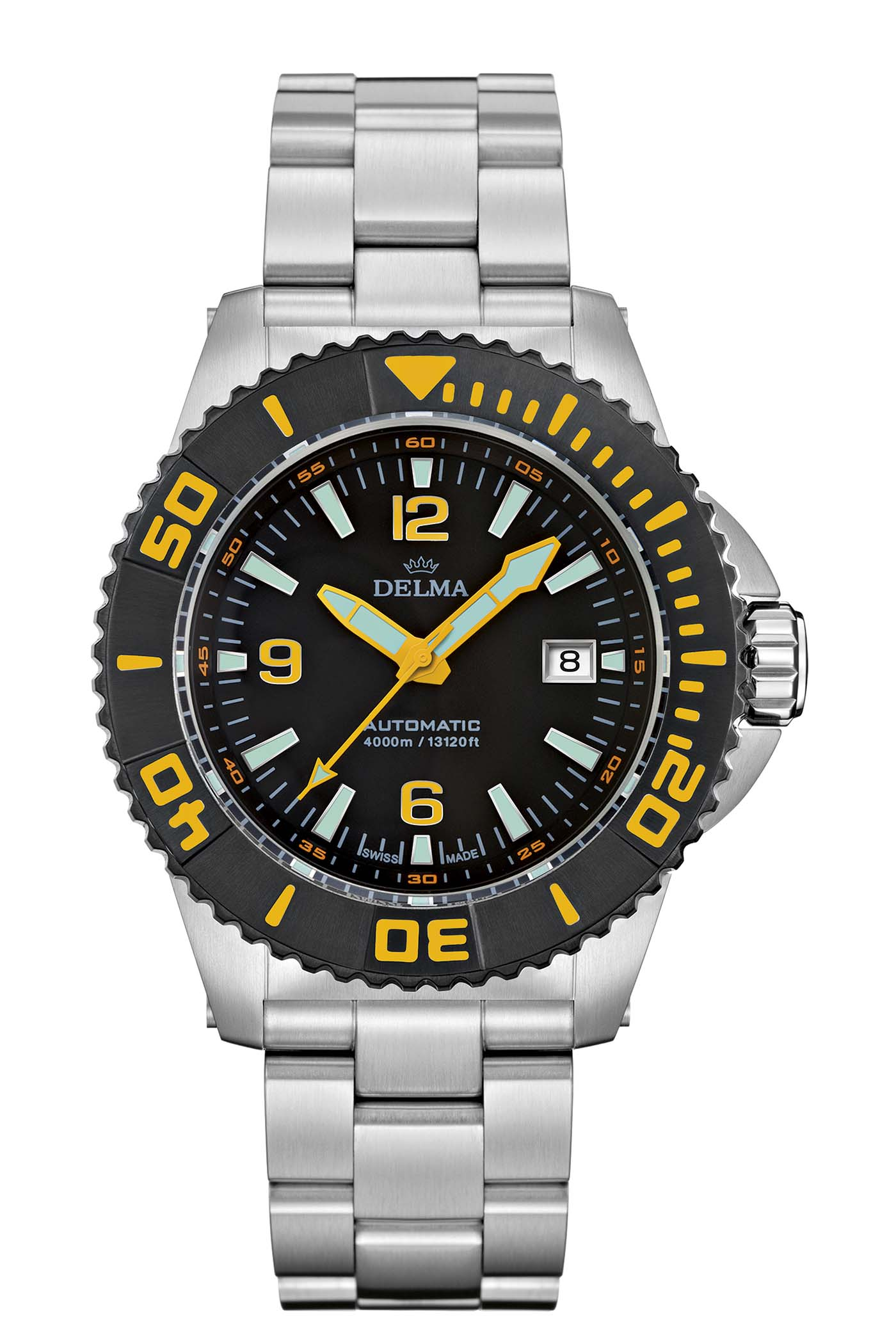 Delma Blue Shark III 4000m Water Resistant - 5