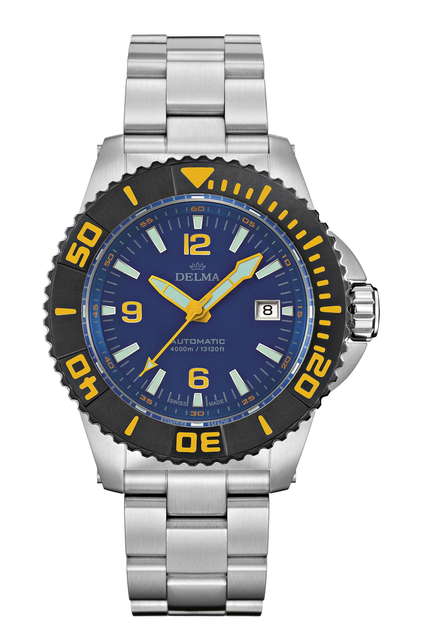 Delma Blue Shark III 4000m Water Resistant - 6
