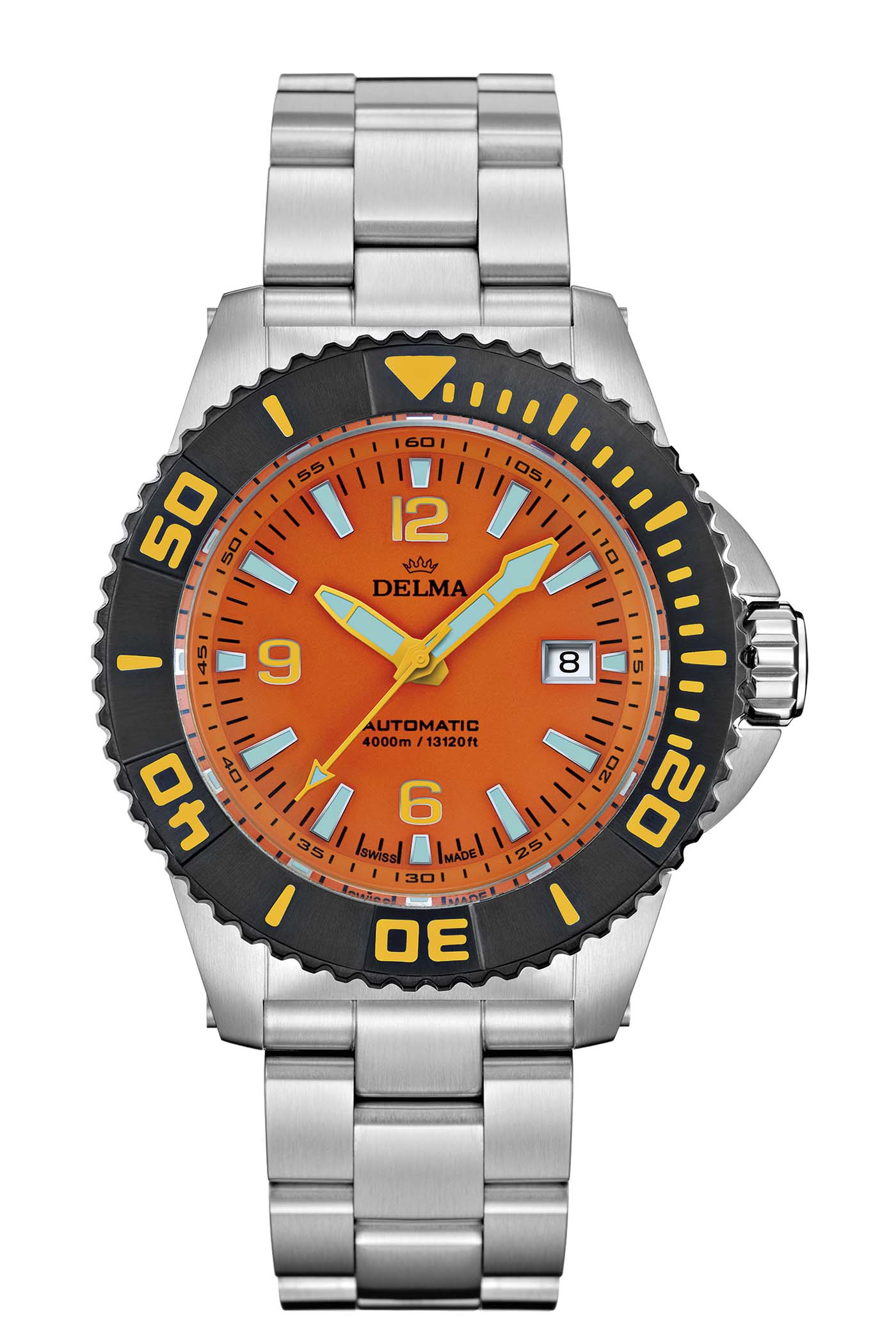 Delma Blue Shark III 4000m Water Resistant - 7