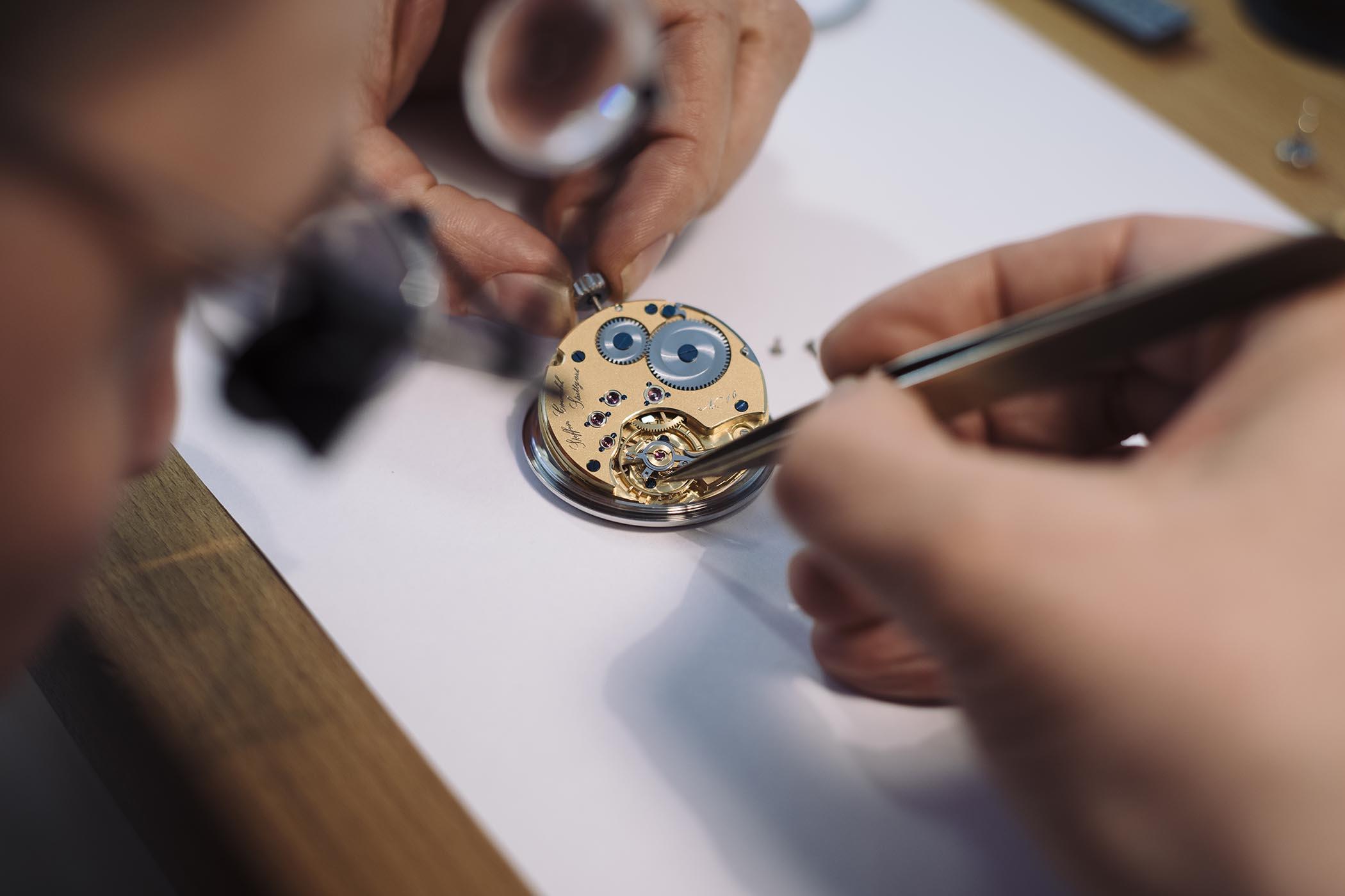 Independent Watchmaking - Cornehl Watches - 6