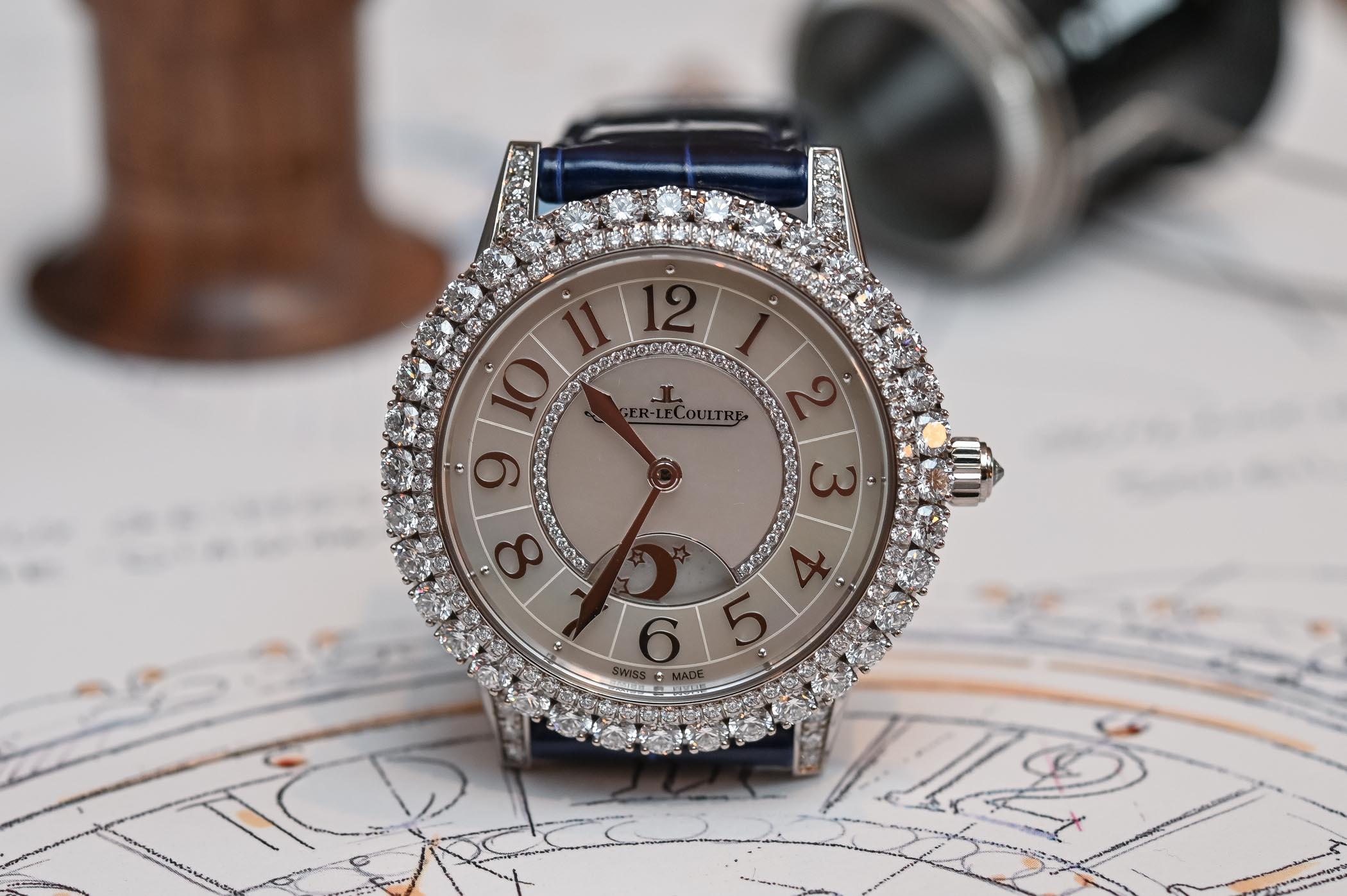Jaeger-LeCoultre Rendez-Vous Night and Day Jewellery Watch - 4