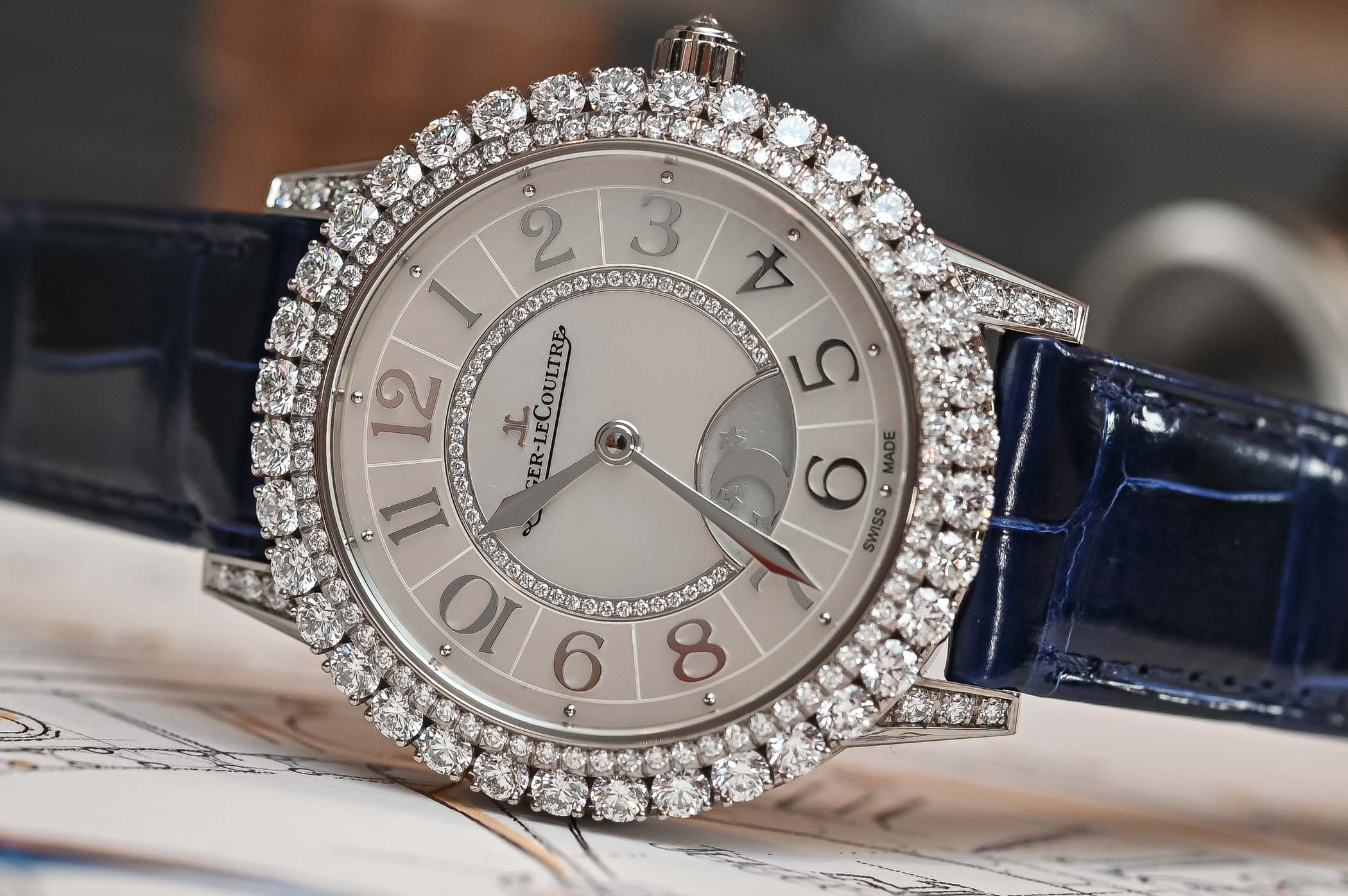 Jaeger-LeCoultre Rendez-Vous Night and Day Jewellery Watch - 5