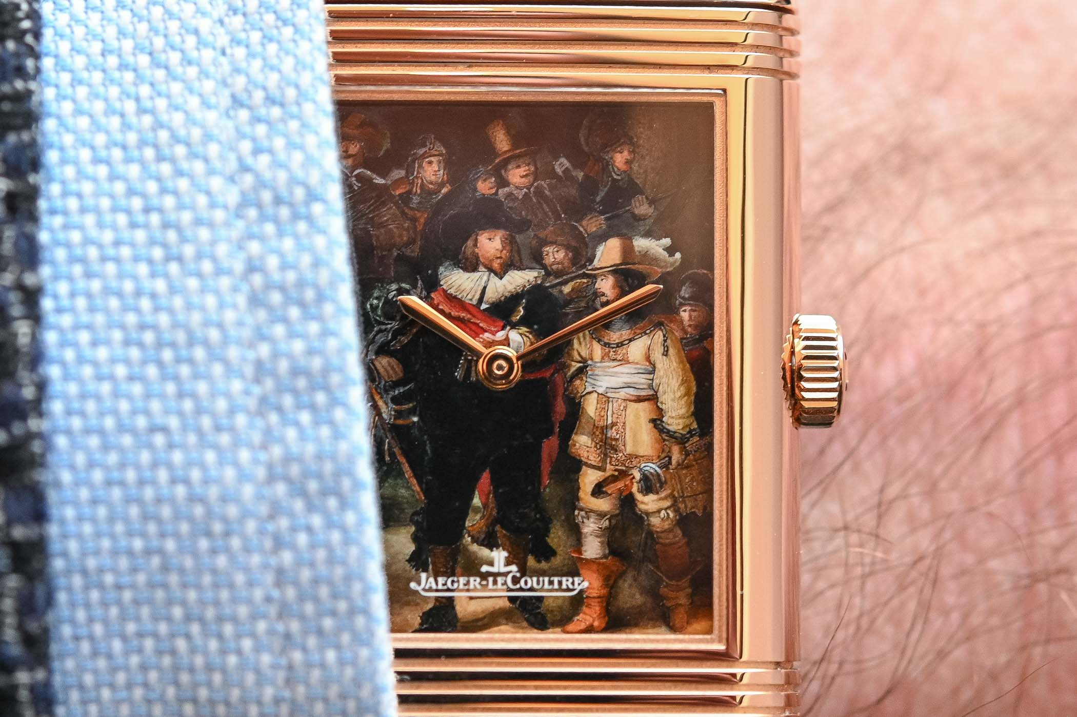 Jaeger-LeCoultre Reverso tribute to Rembrandt - 3