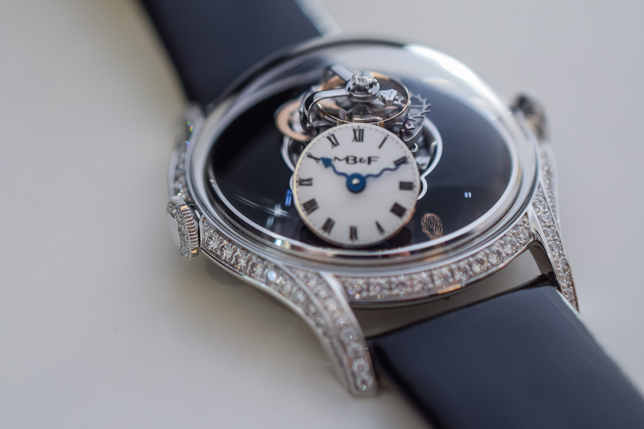 MBandF Legacy Machine Flying T - The First MBandF Dedicated to Women - 3