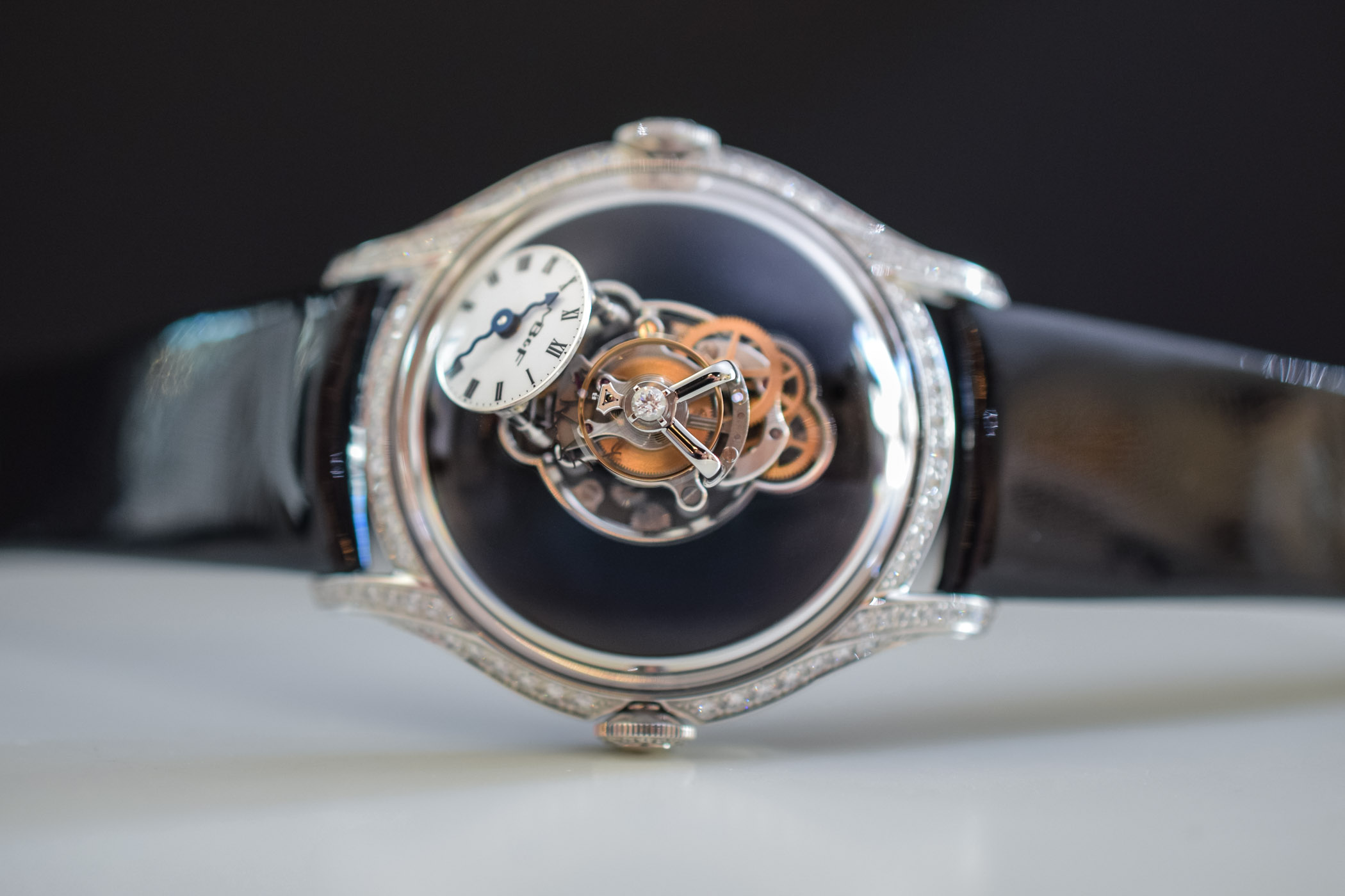 MBandF Legacy Machine Flying T - The First MBandF Dedicated to Women - 4