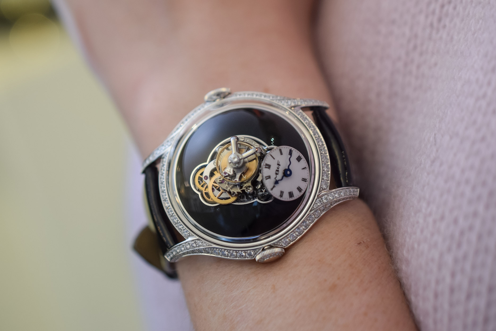 MBandF Legacy Machine Flying T - The First MBandF Dedicated to Women - 5