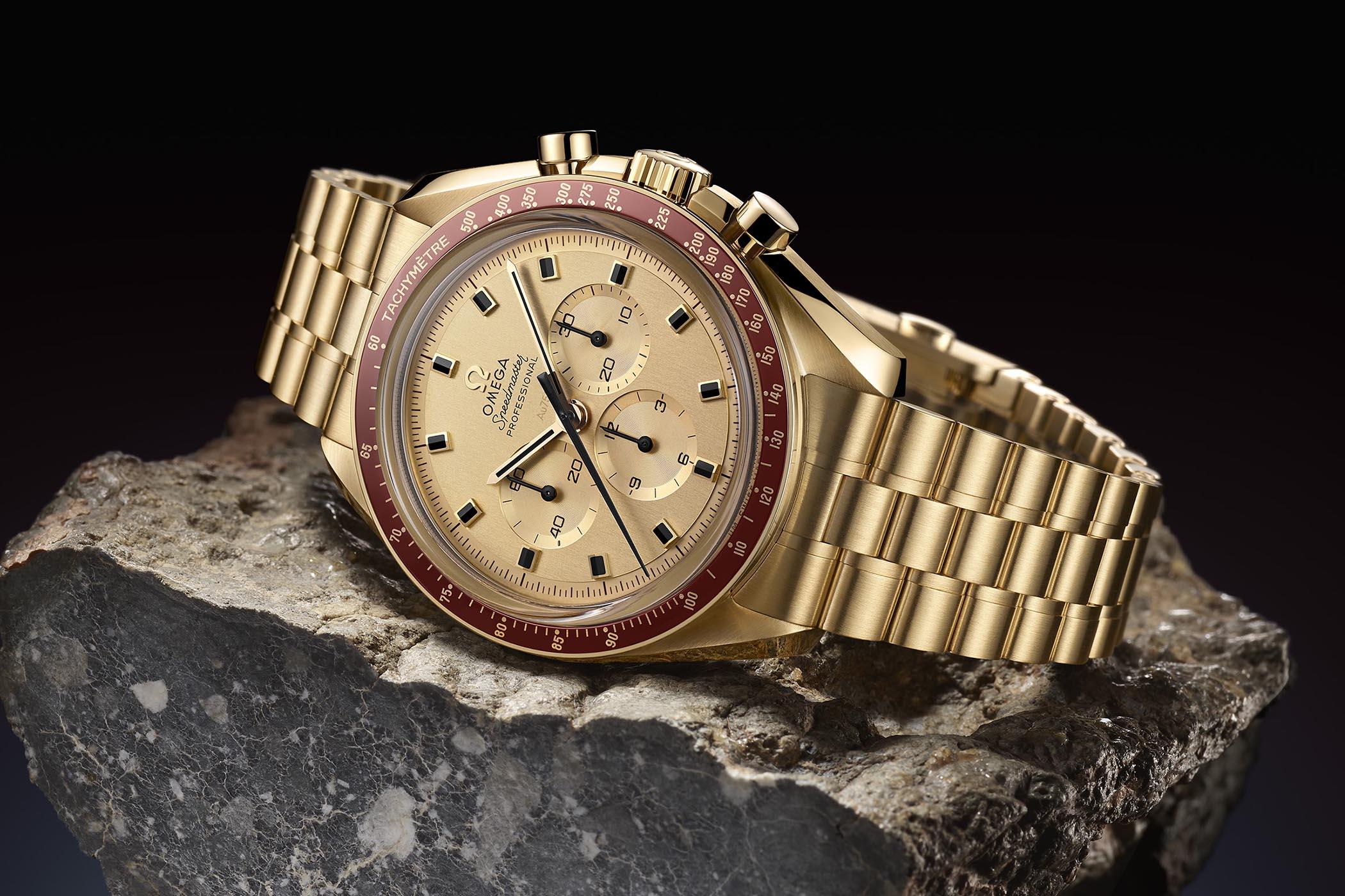 Omega Speedmaster Apollo 11 50th Anniversary Limited Edition 310.60.42.50.99.001