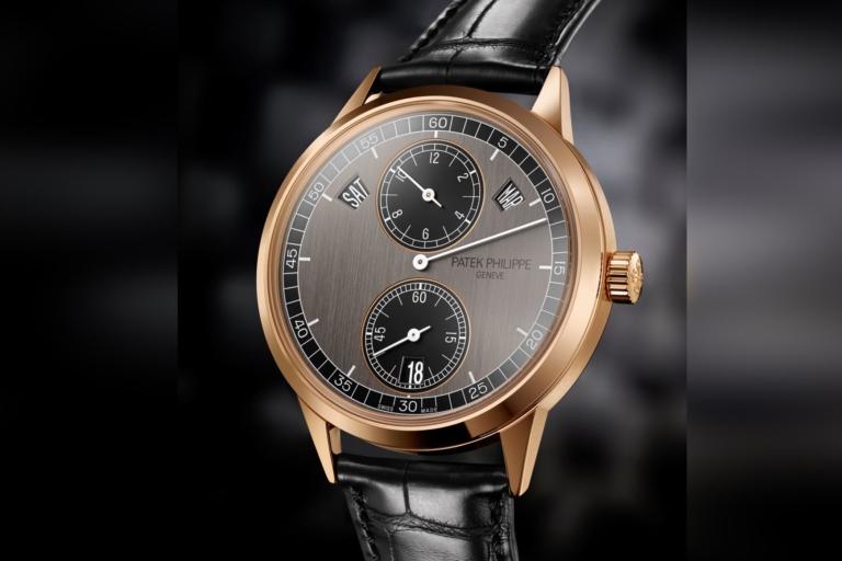 Baselworld 2019 - Patek Philippe Annual Calendar Regulator 5235R Rose Gold (Specs & Price)