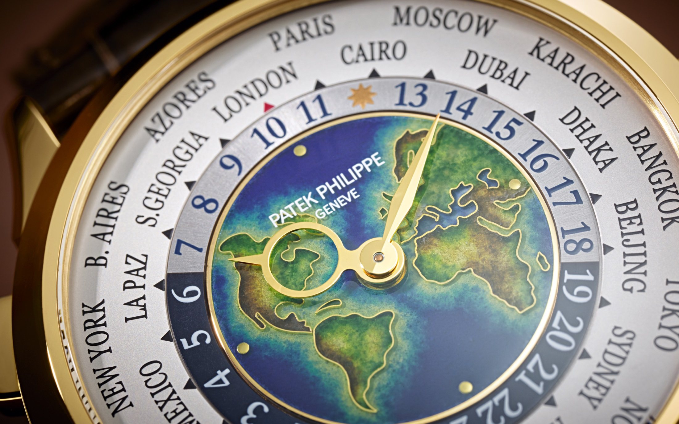 Patek Philippe World Time 5231J - Baselworld 2019 - 5