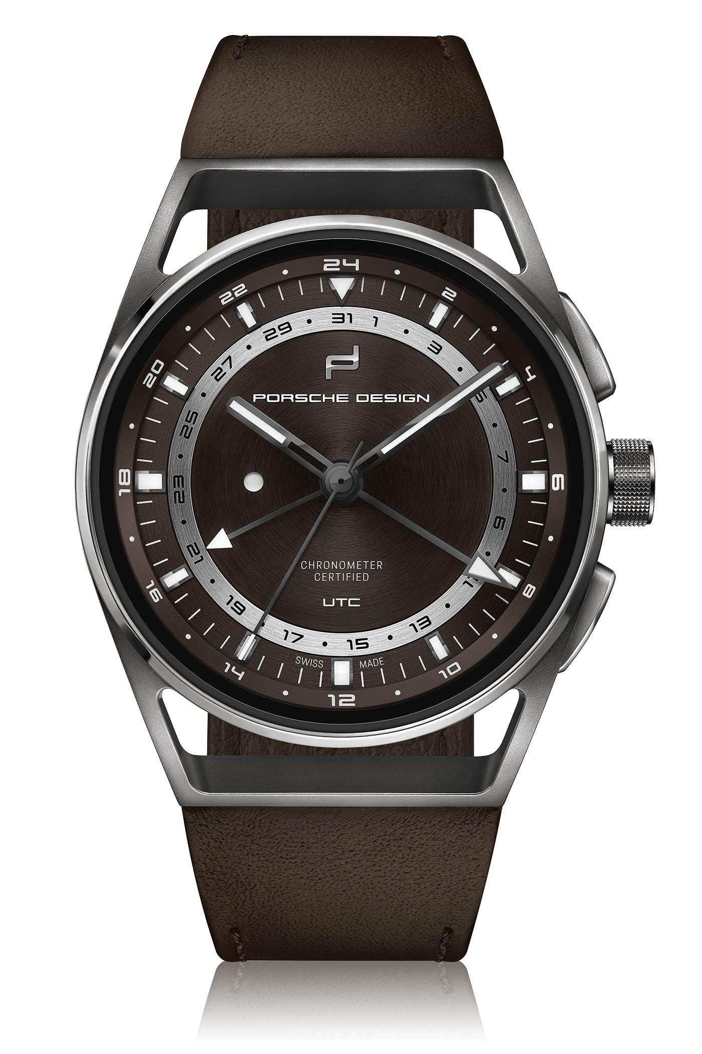 Porsche Design 1919 Globetimer UTC - Baselworld 2019 - 1
