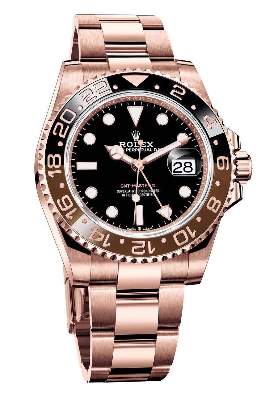Rolex GMT Master II 126715CHNR