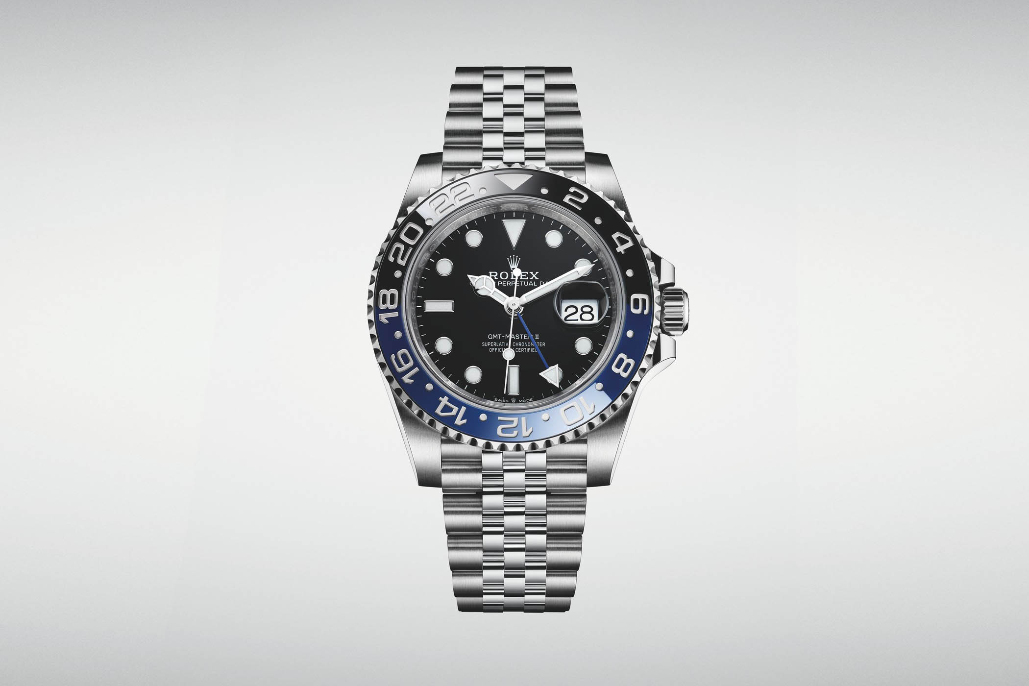 Baselworld 2019 The Updated Rolex Gmt Master Ii Batman