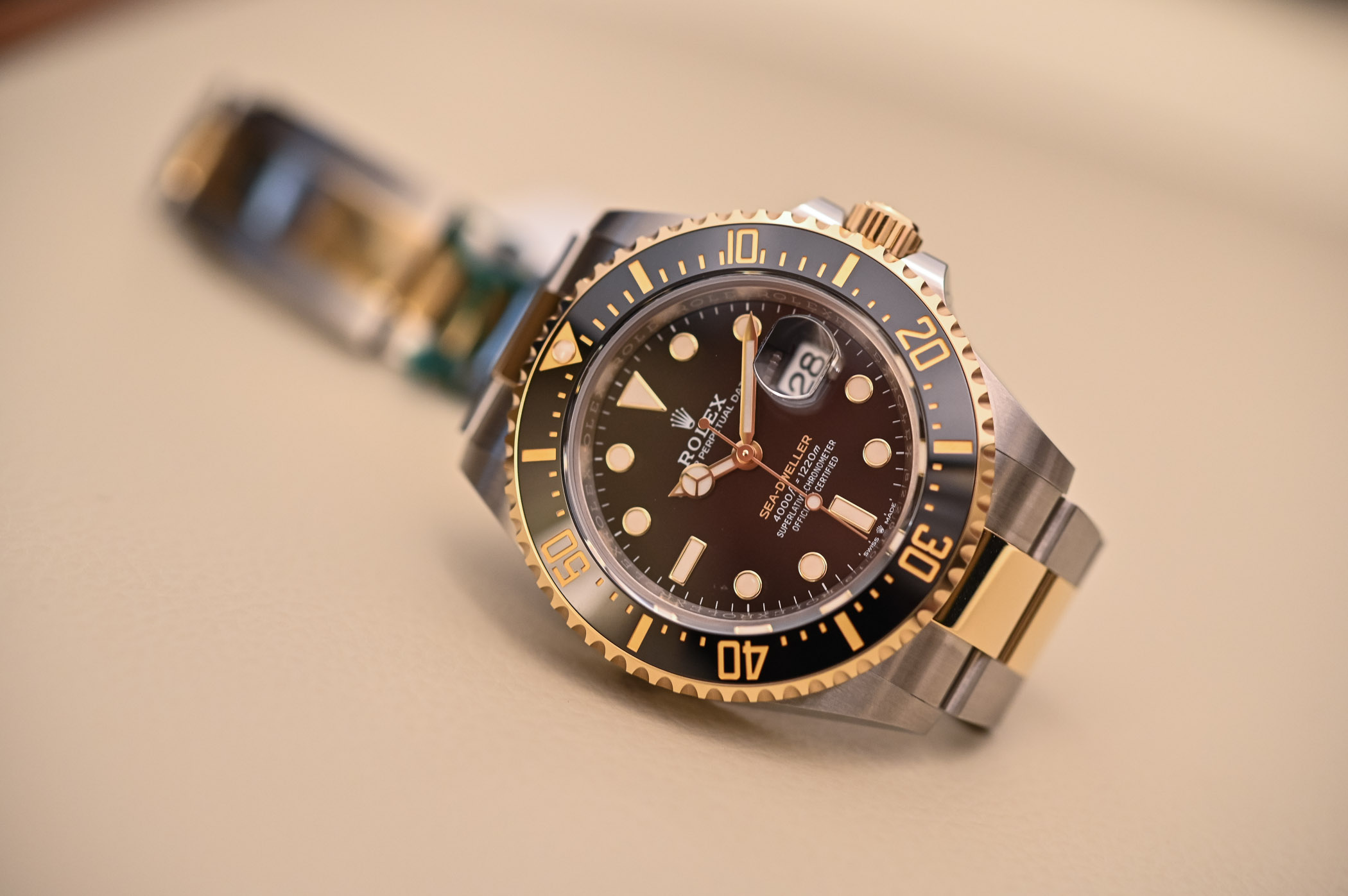 Rolex Sea-Dweller 43mm Rolesor 126603 - 3