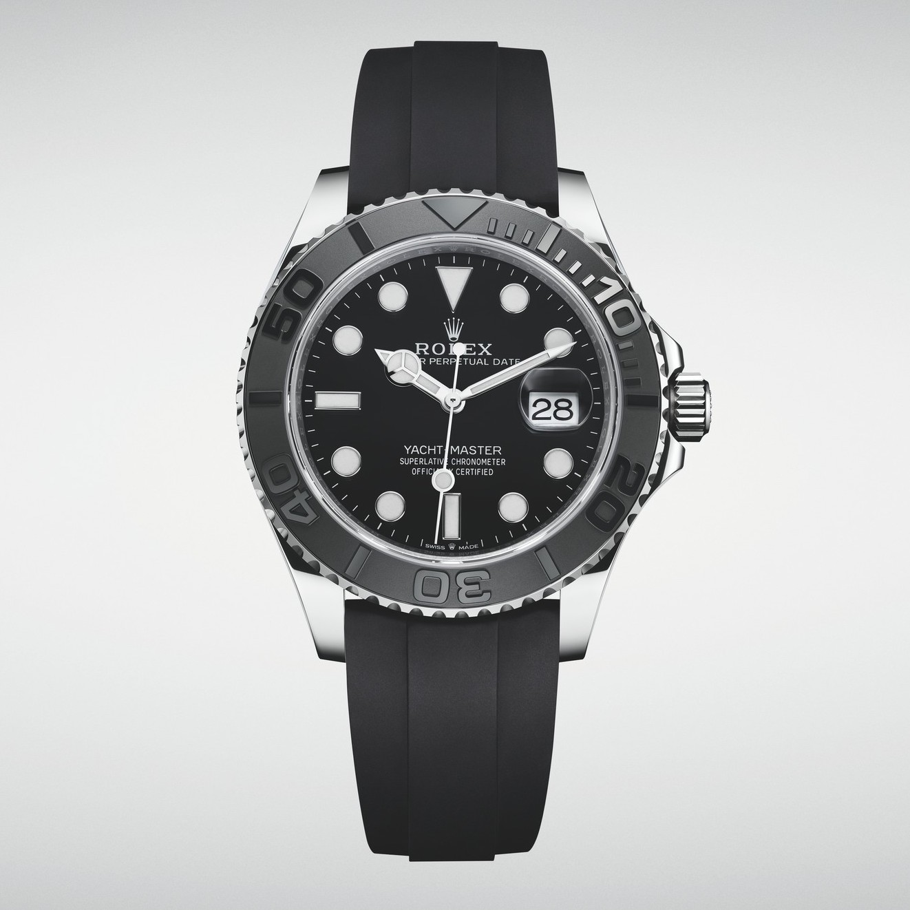 baselworld 2019 rolex yacht master 42 ref 226659 white gold specs price
