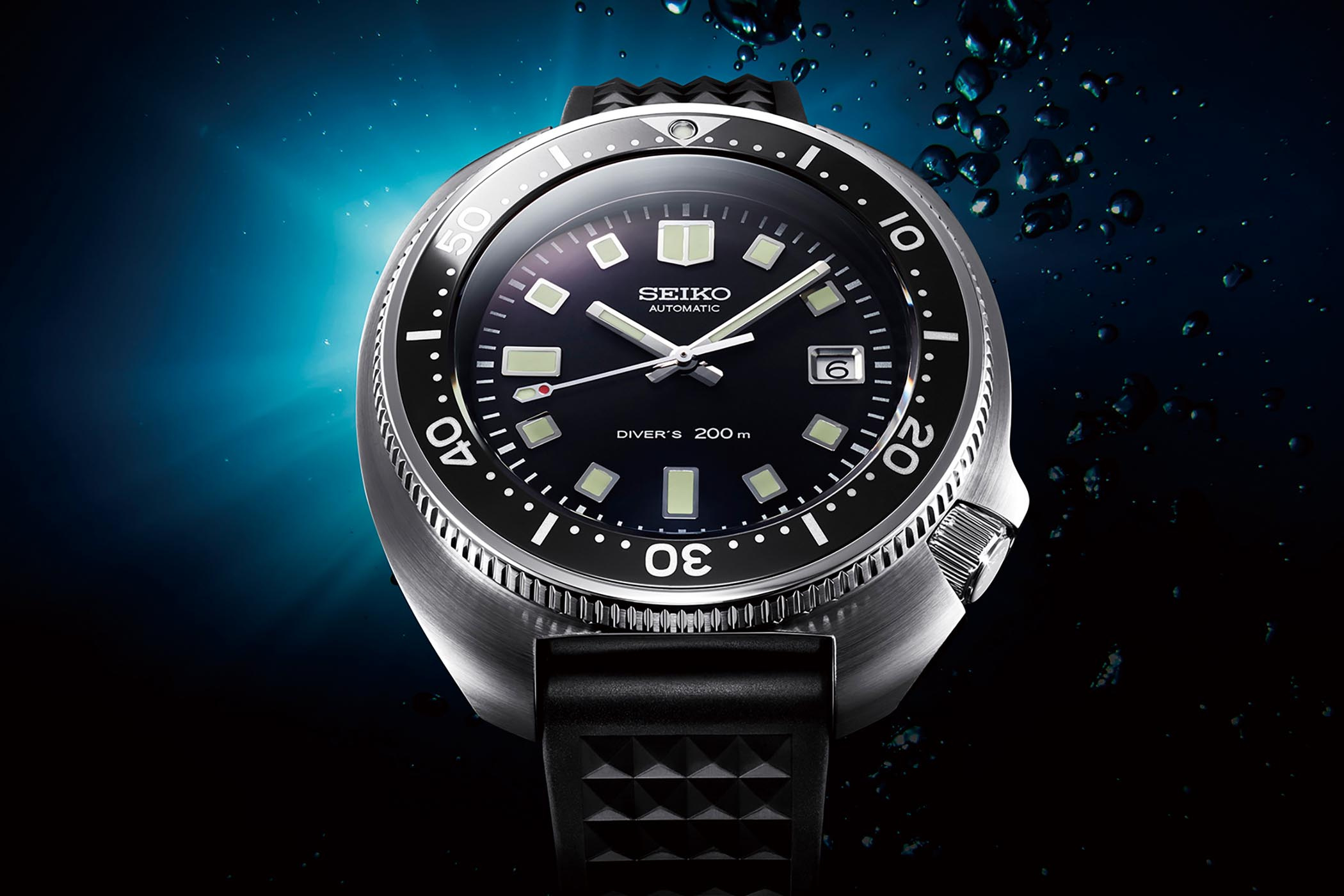 Baselworld 2019 Seiko 1970 Diver's Re Creation Limited