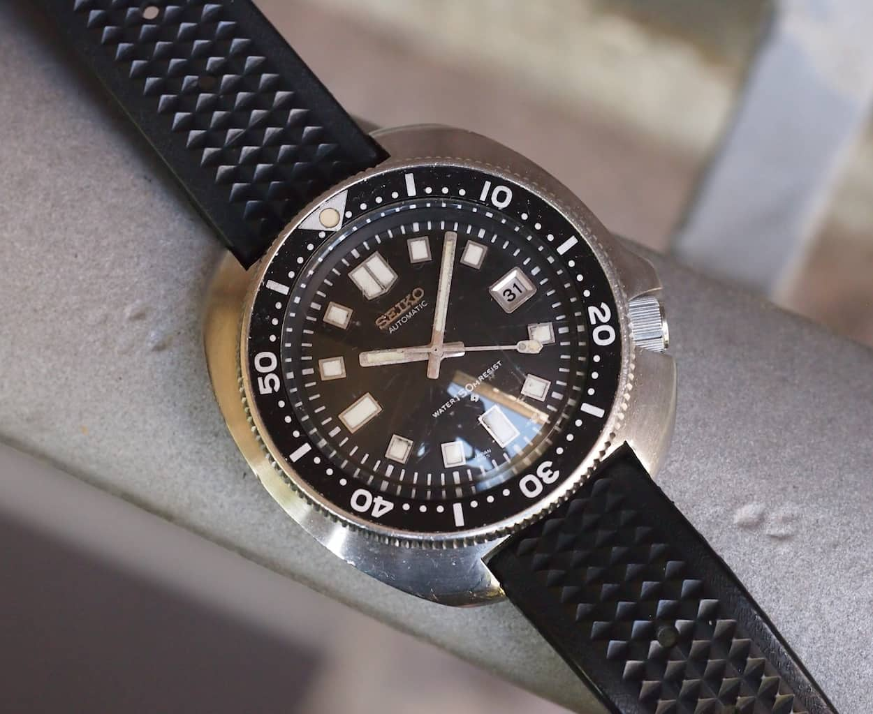 An example of Seiko 6105-8110 - image by Fratello Watches