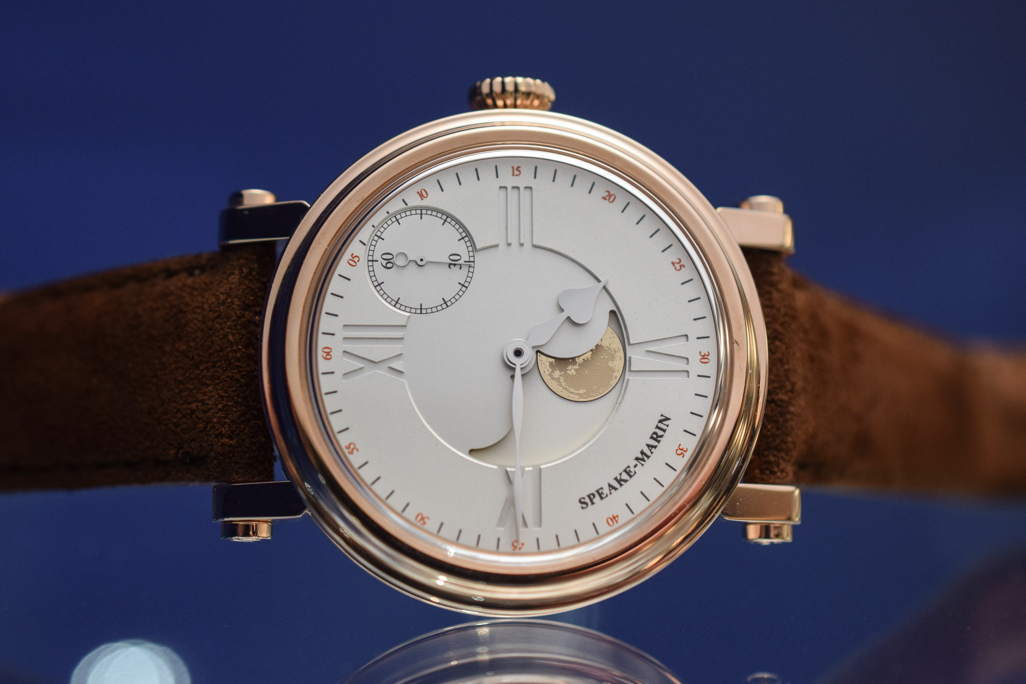 Speake-Marin One-Two Academic Full Moon - 1