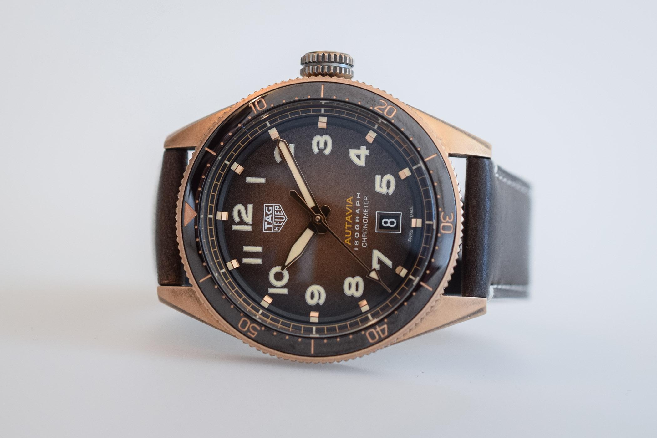 TAG Heuer Autavia Isograph Chronometer - Baselworld 2019 - 1