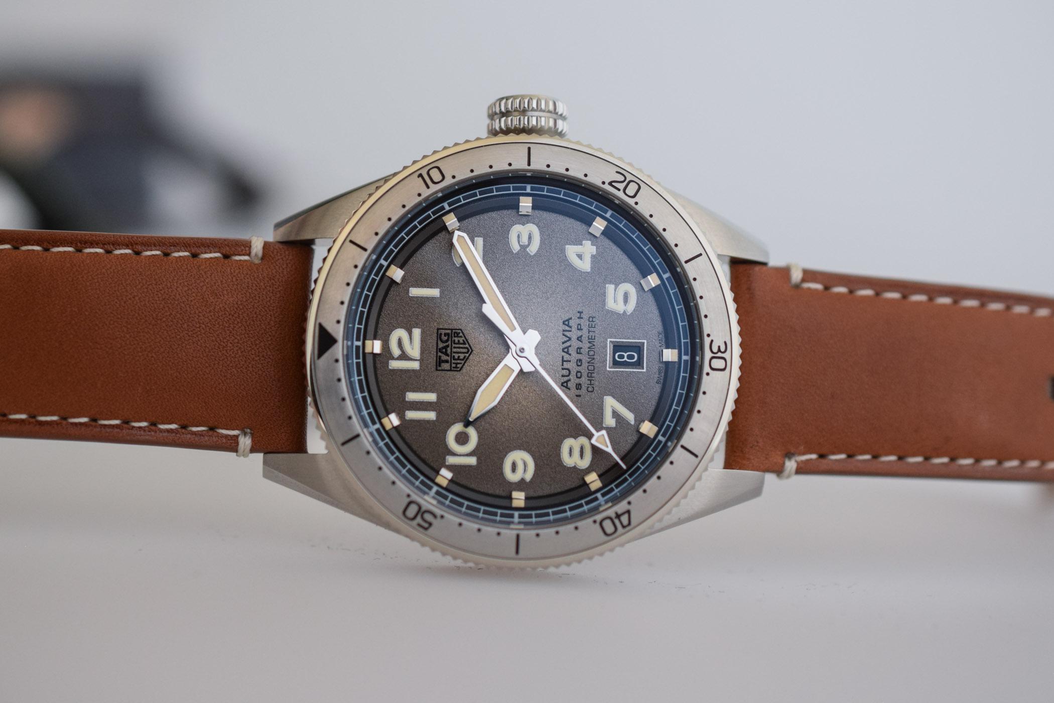 TAG Heuer Autavia Isograph Chronometer - Baselworld 2019 - 10