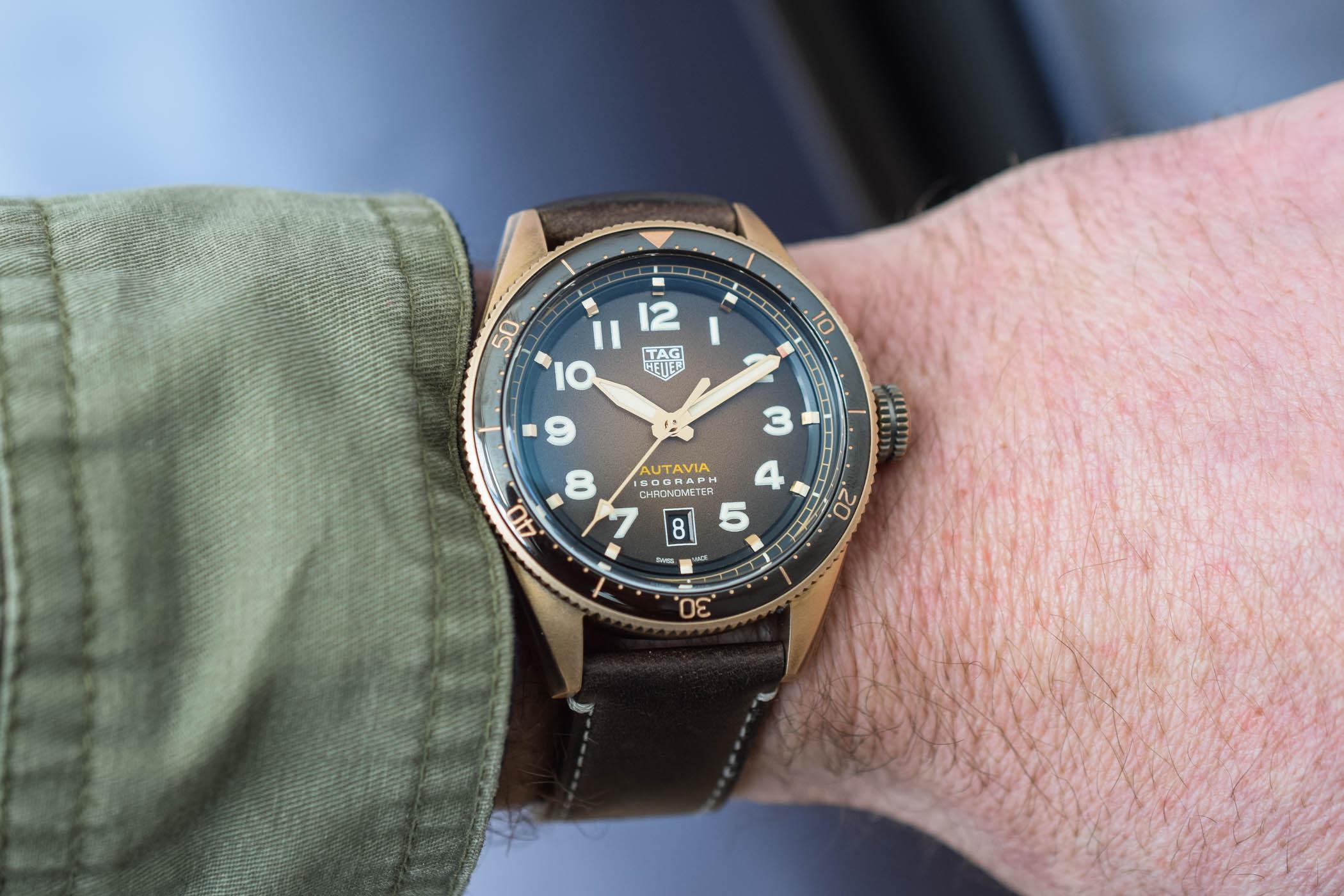 TAG Heuer Autavia Isograph Chronometer - Baselworld 2019 - 12