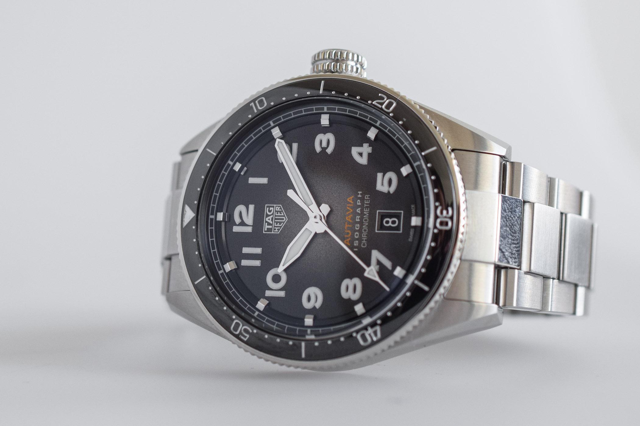 Tag: TAG Heuer Autavia Isograph Chronometer