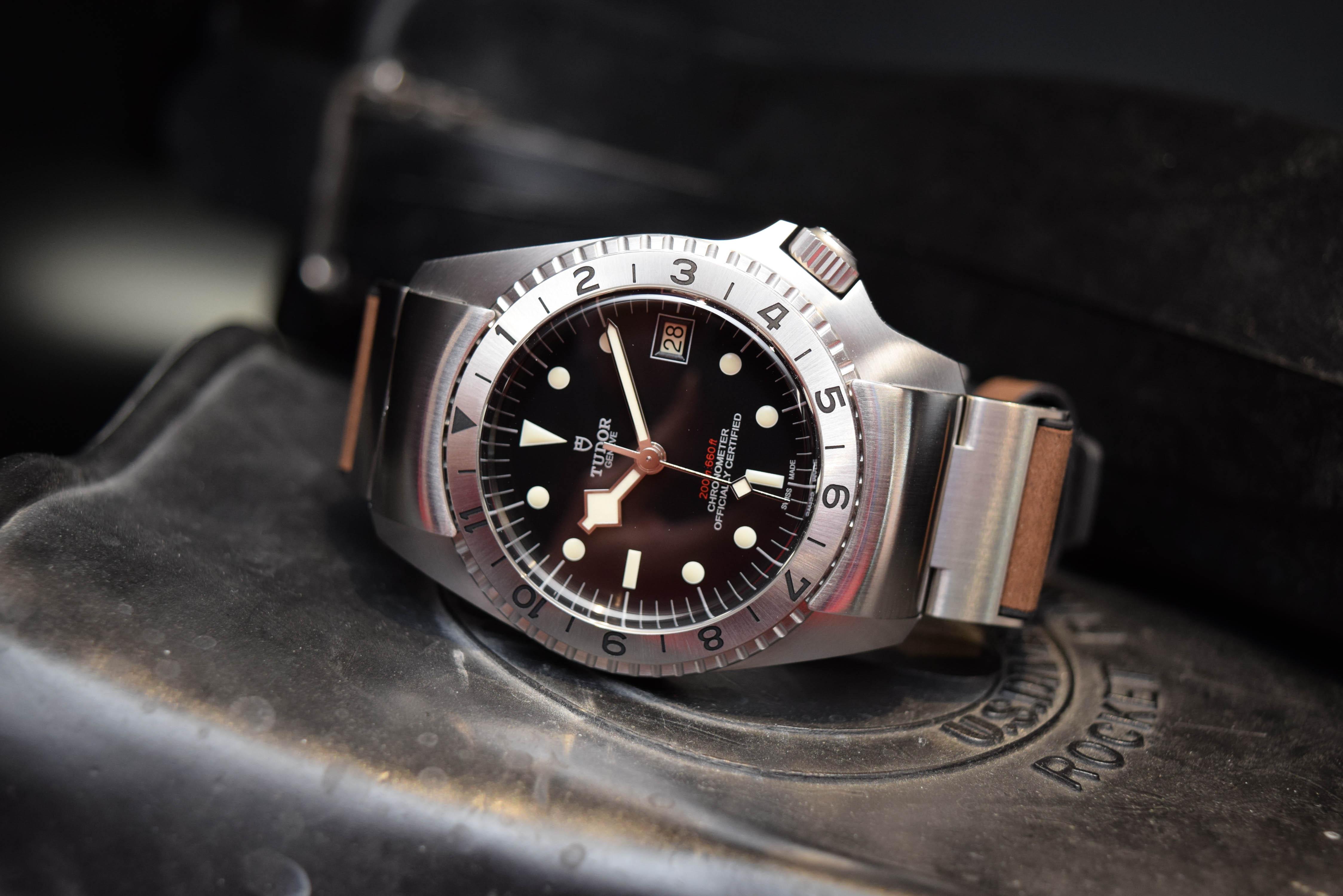 Tudor Black Bay P01 (Live Pics) - Monochrome Watches