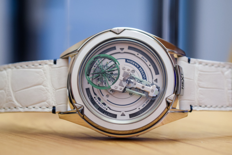 Introducing – Ulysse Nardin Freak NeXt – A New Concept with Revolutionary 3D Flying Oscillator (Live Pics)
