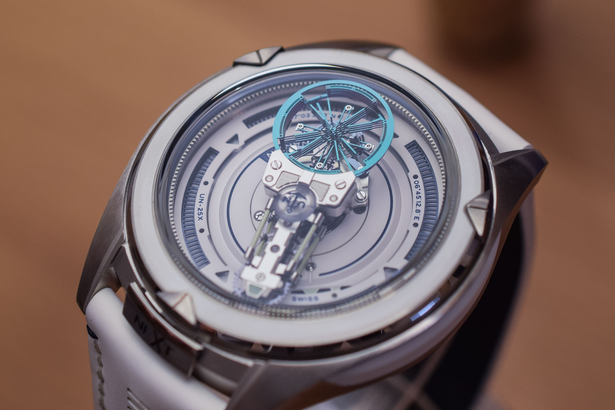 Ulysse Nardin Freak NeXt Concept - 4