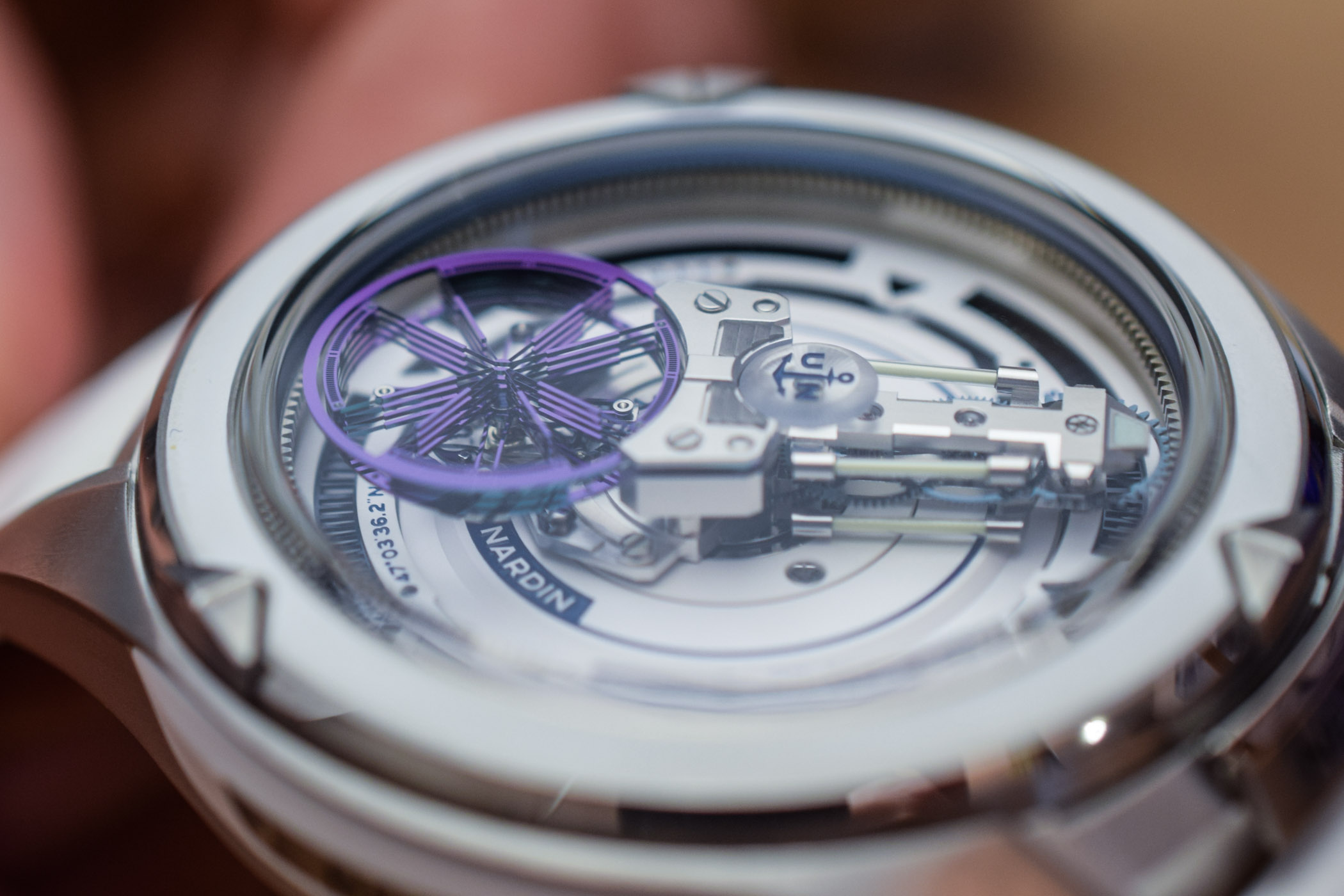 Ulysse Nardin Freak NeXt Concept - 5