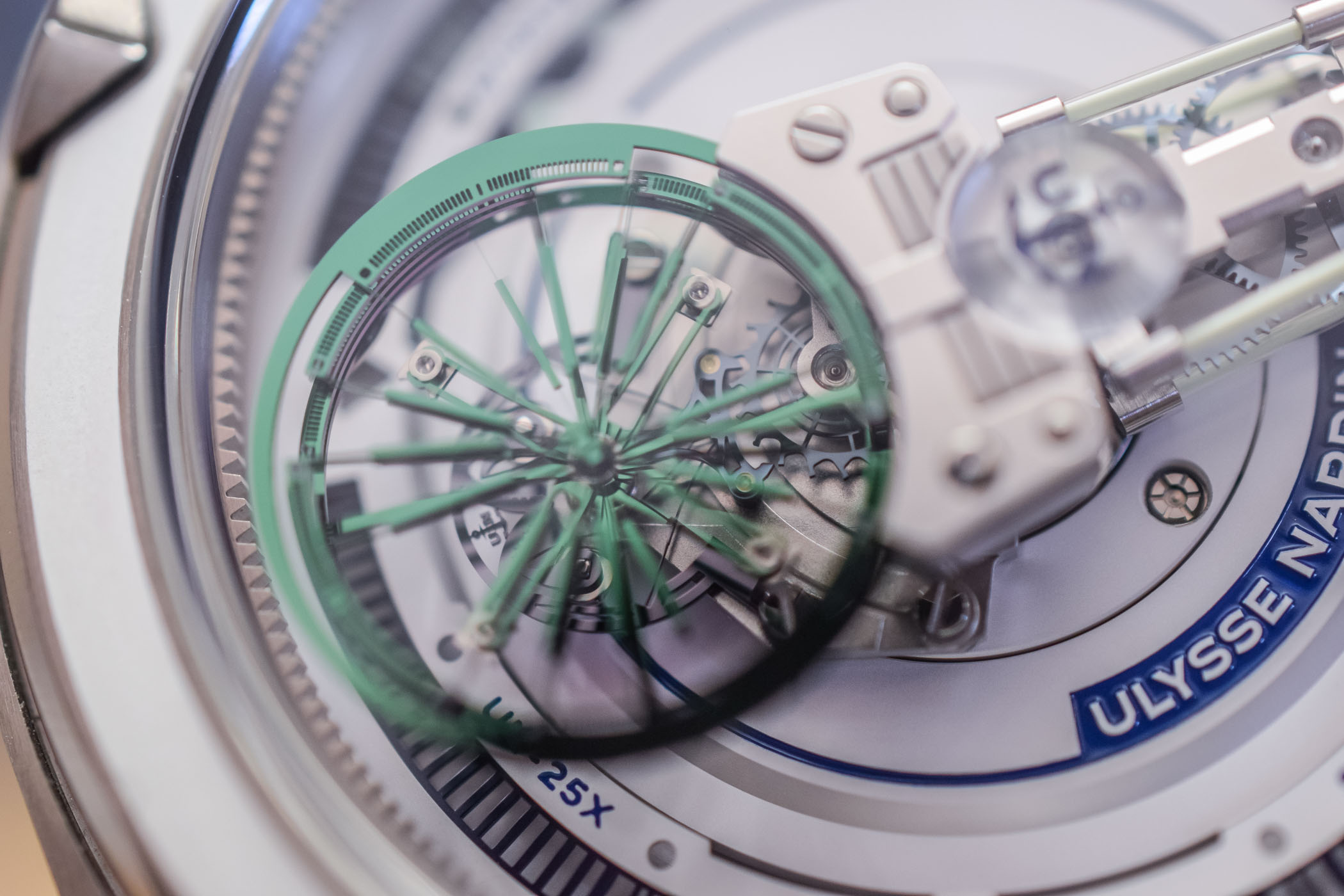 Ulysse Nardin Freak NeXt Concept - 9