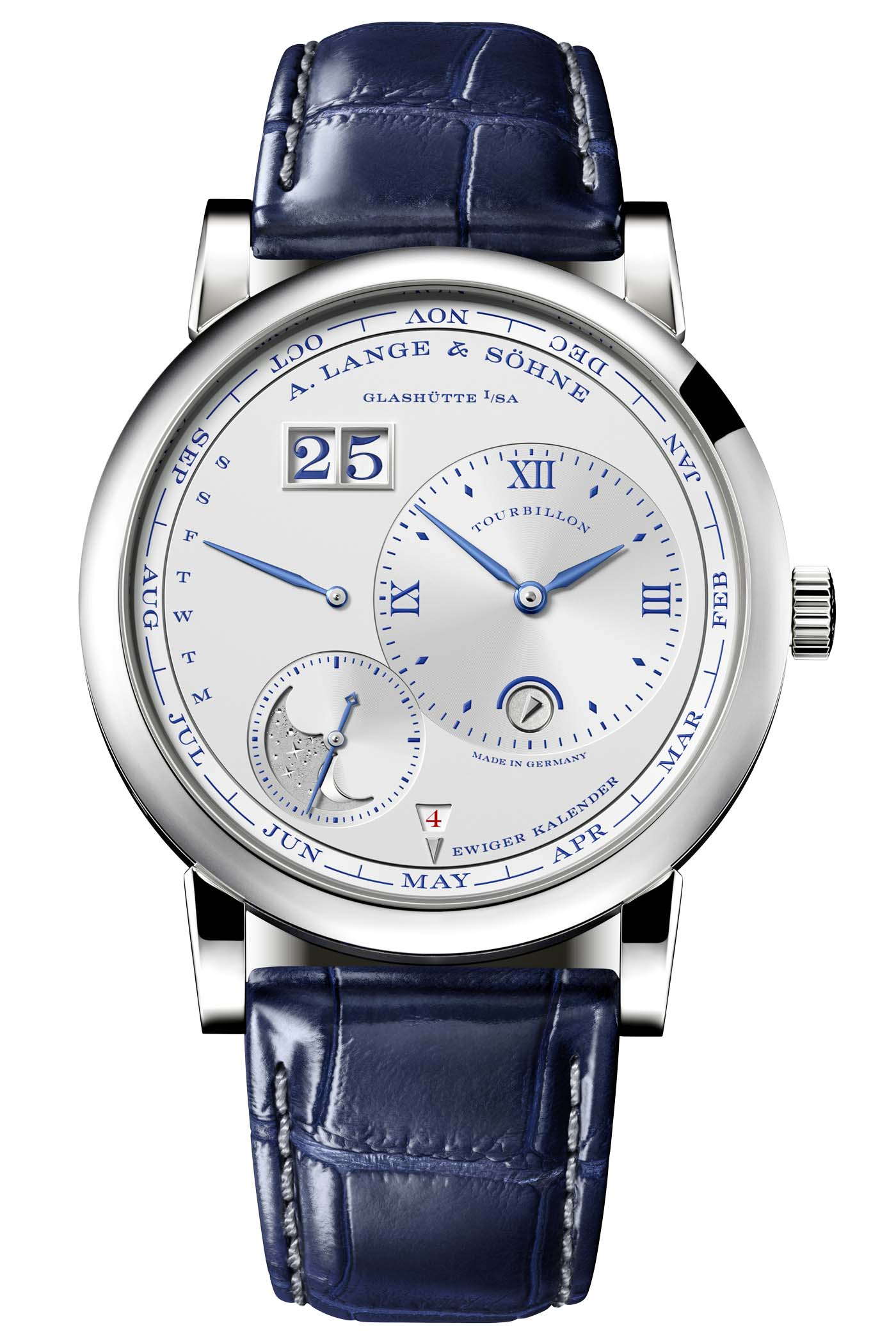 A. Lange and Sohne Lange 1 Tourbillon Perpetual Calendar 25th Anniversary - 2