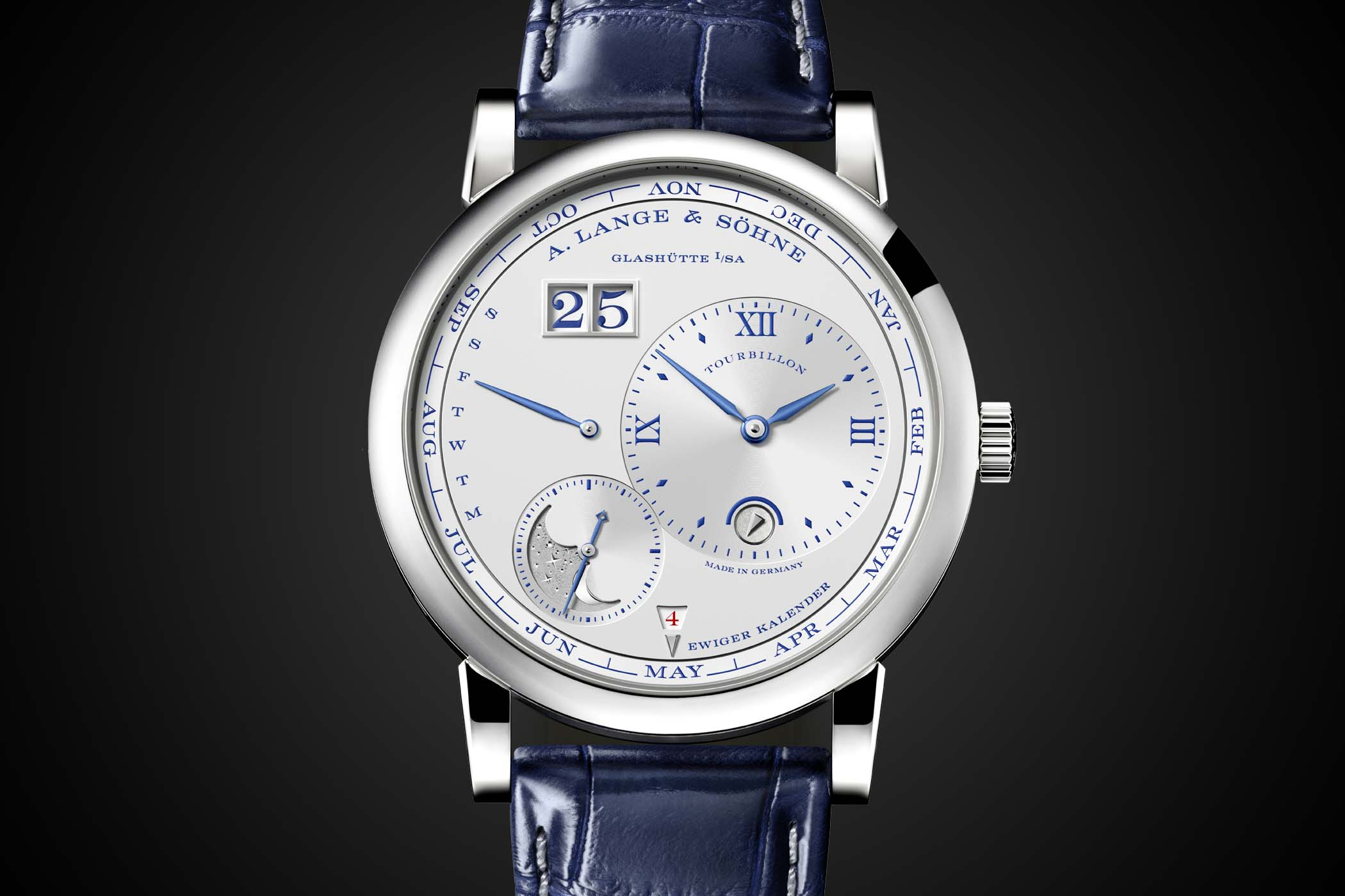 A. Lange and Sohne Lange 1 Tourbillon Perpetual Calendar 25th Anniversary - 3