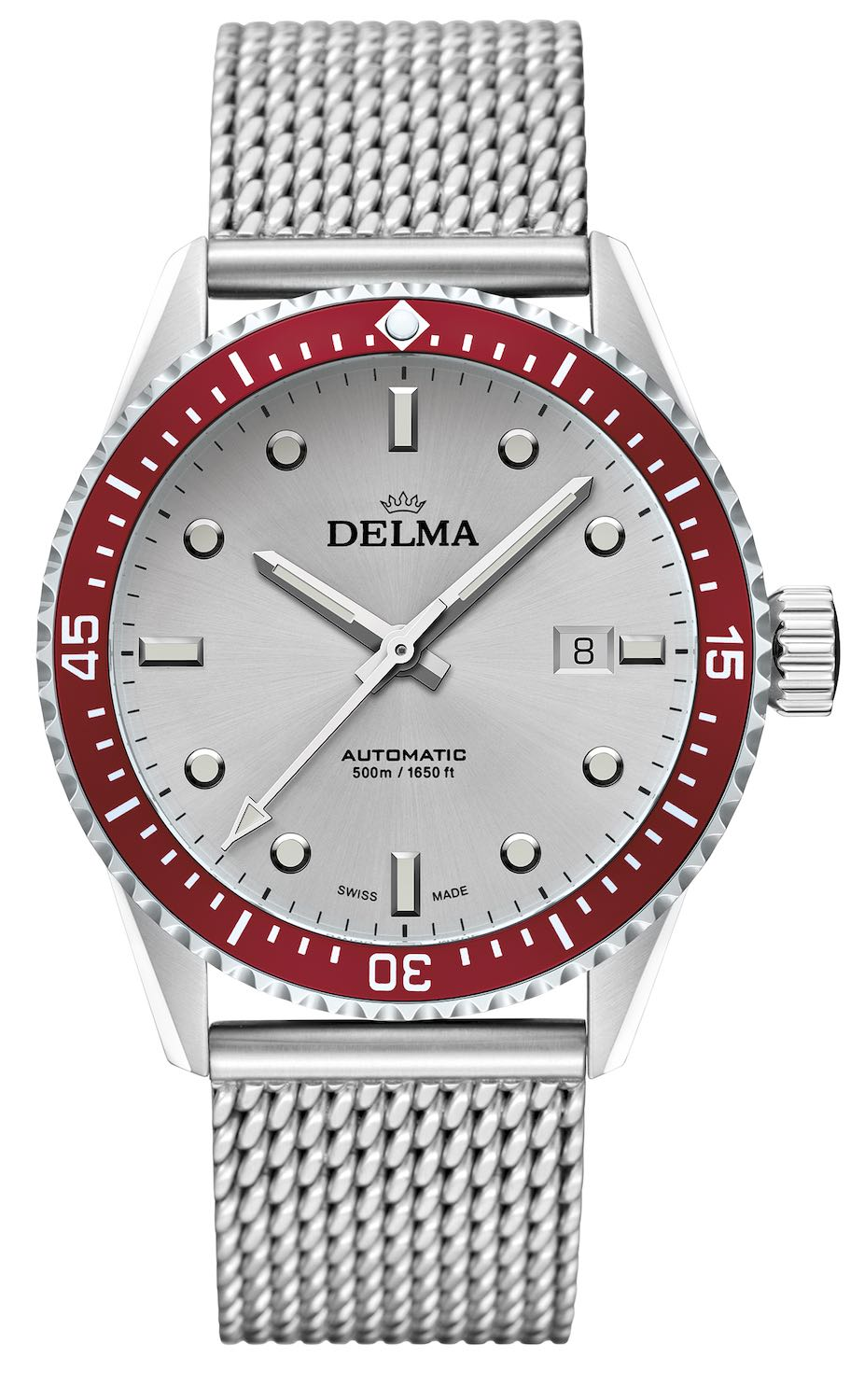 Delma Cayman Automatic - Value Proposition Diver - 1
