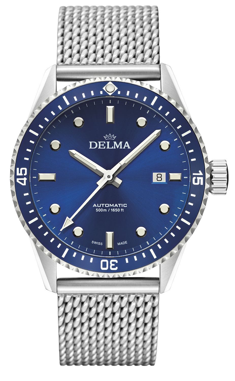 Delma Cayman Automatic - Value Proposition Diver - 2