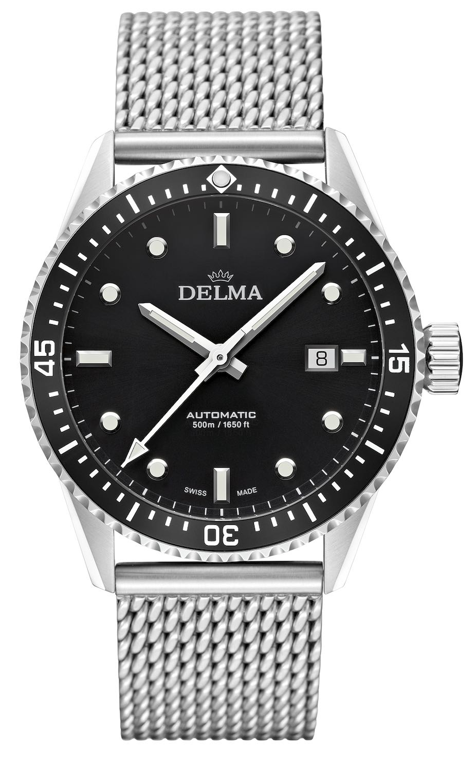 Delma Cayman Automatic - Value Proposition Diver - 3