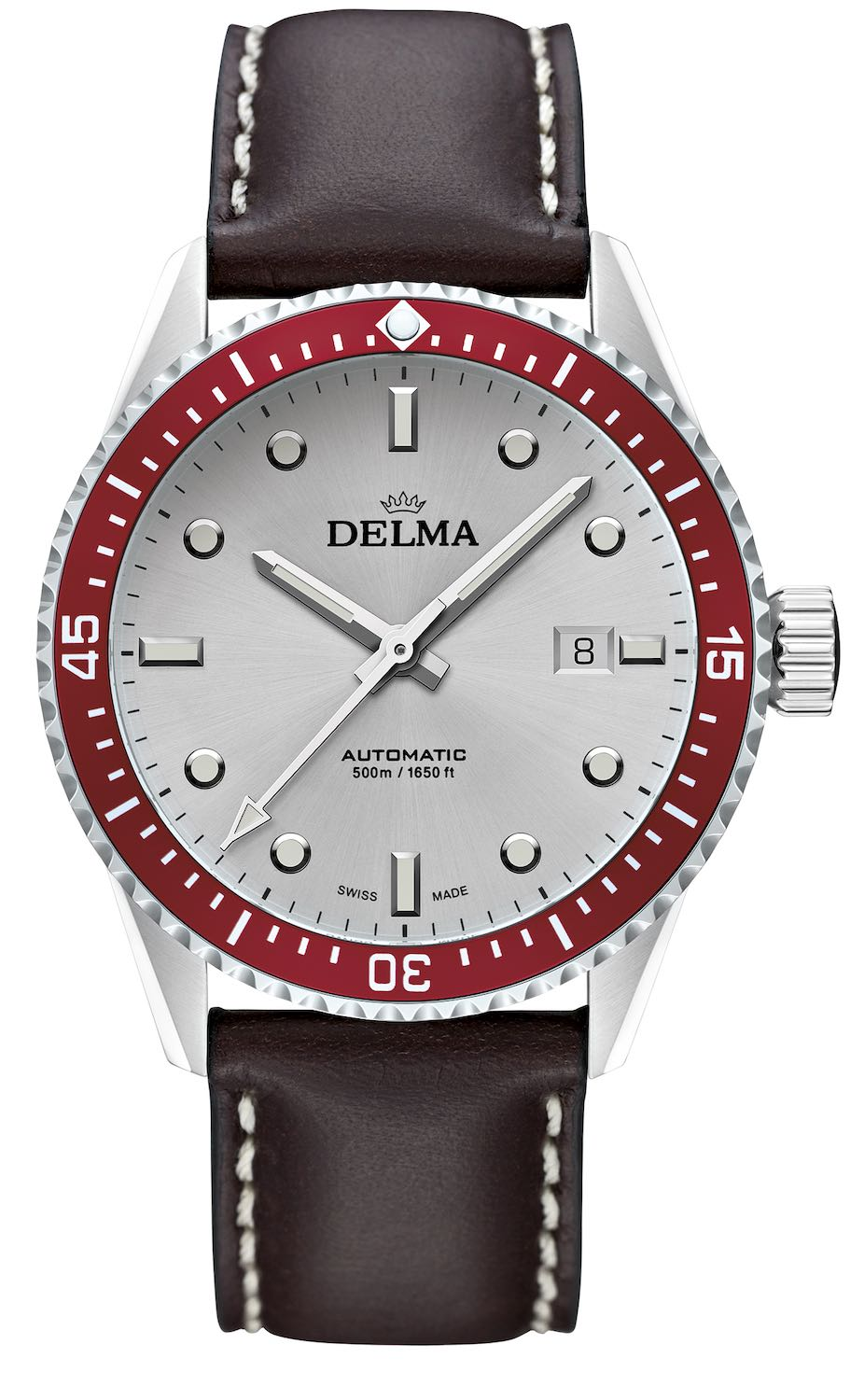 Delma Cayman Automatic - Value Proposition Diver - 4
