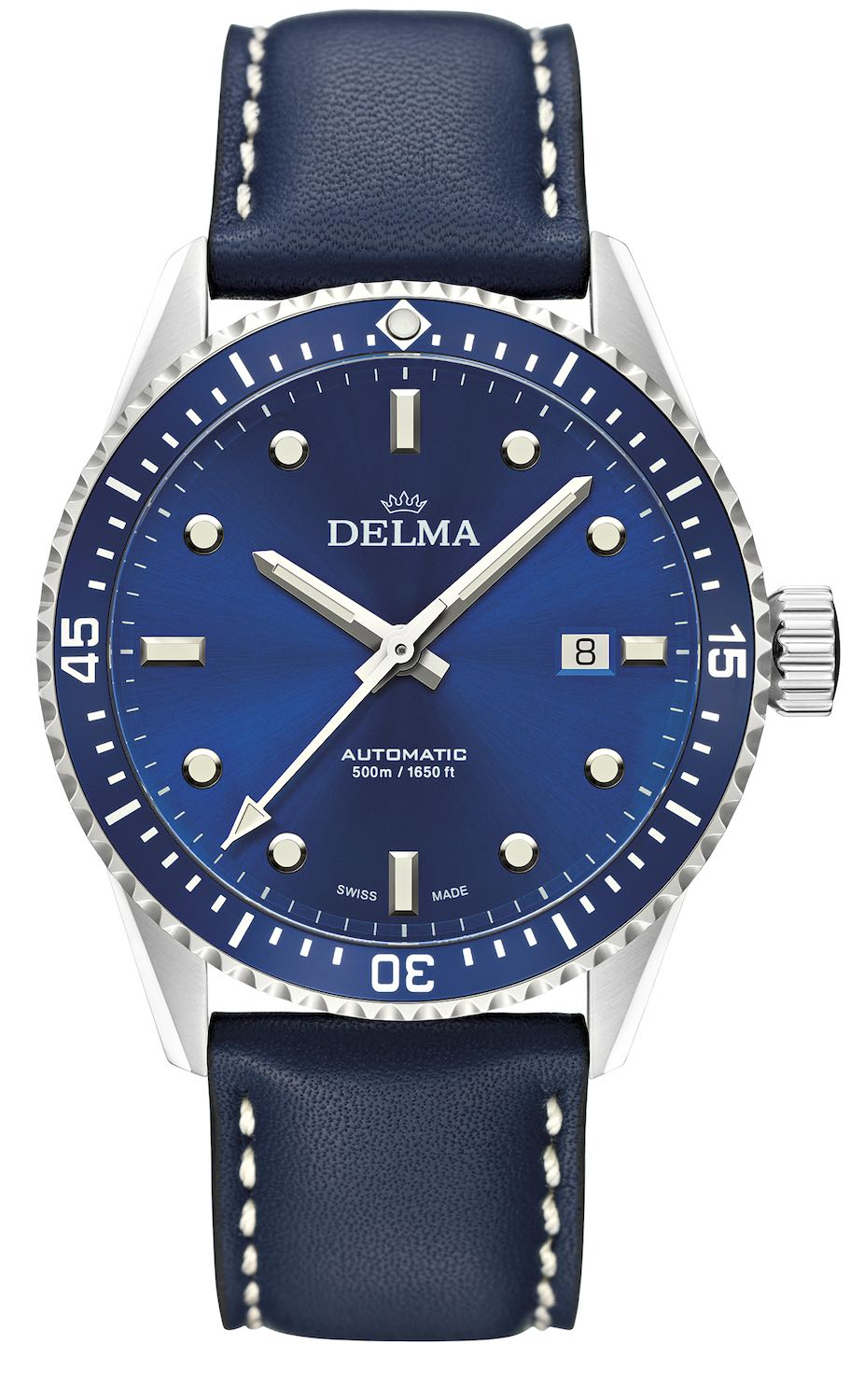 Delma Cayman Automatic - Value Proposition Diver - 6