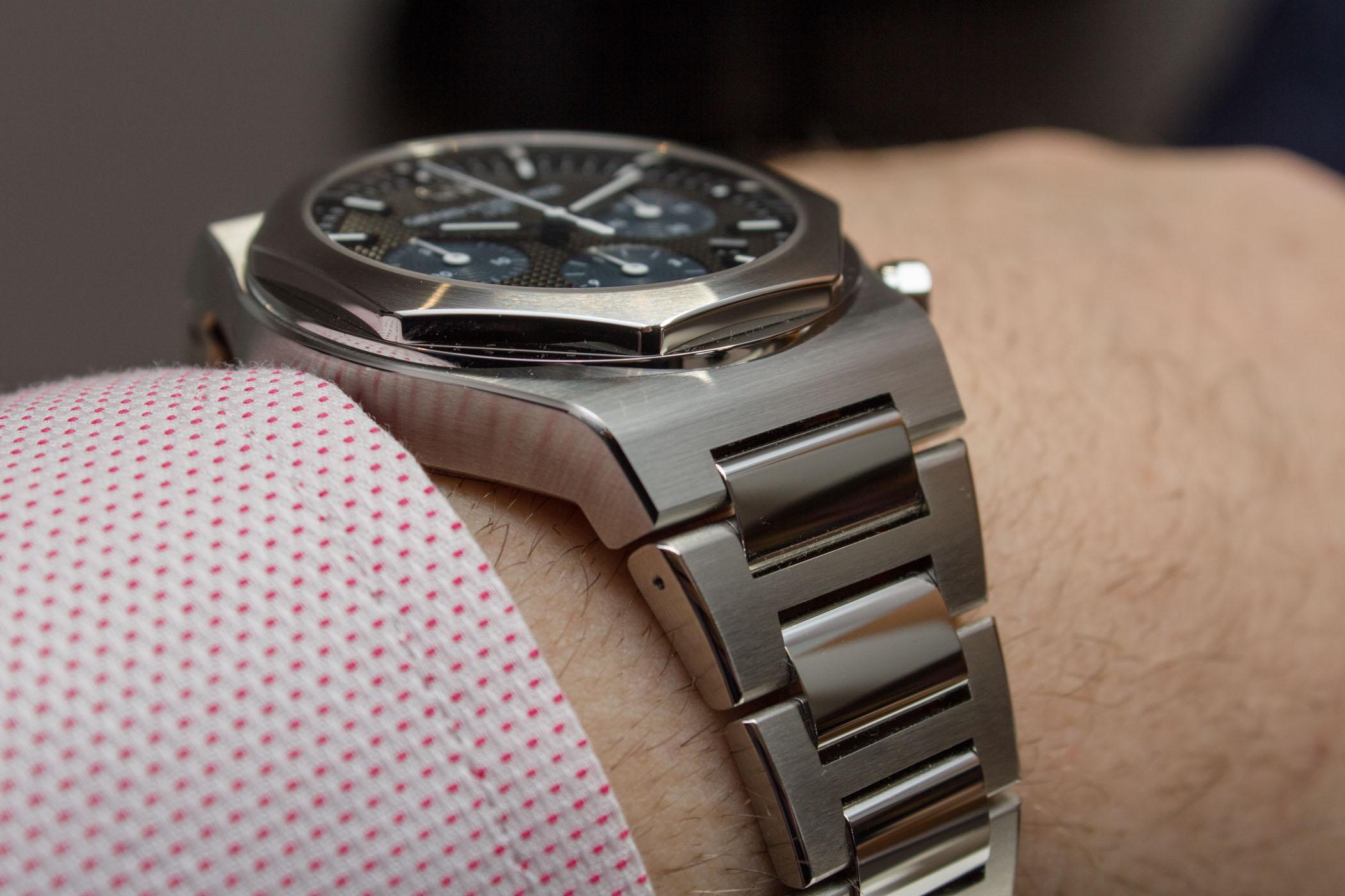 Girard-Perregaux Laureato Chronograph - 6