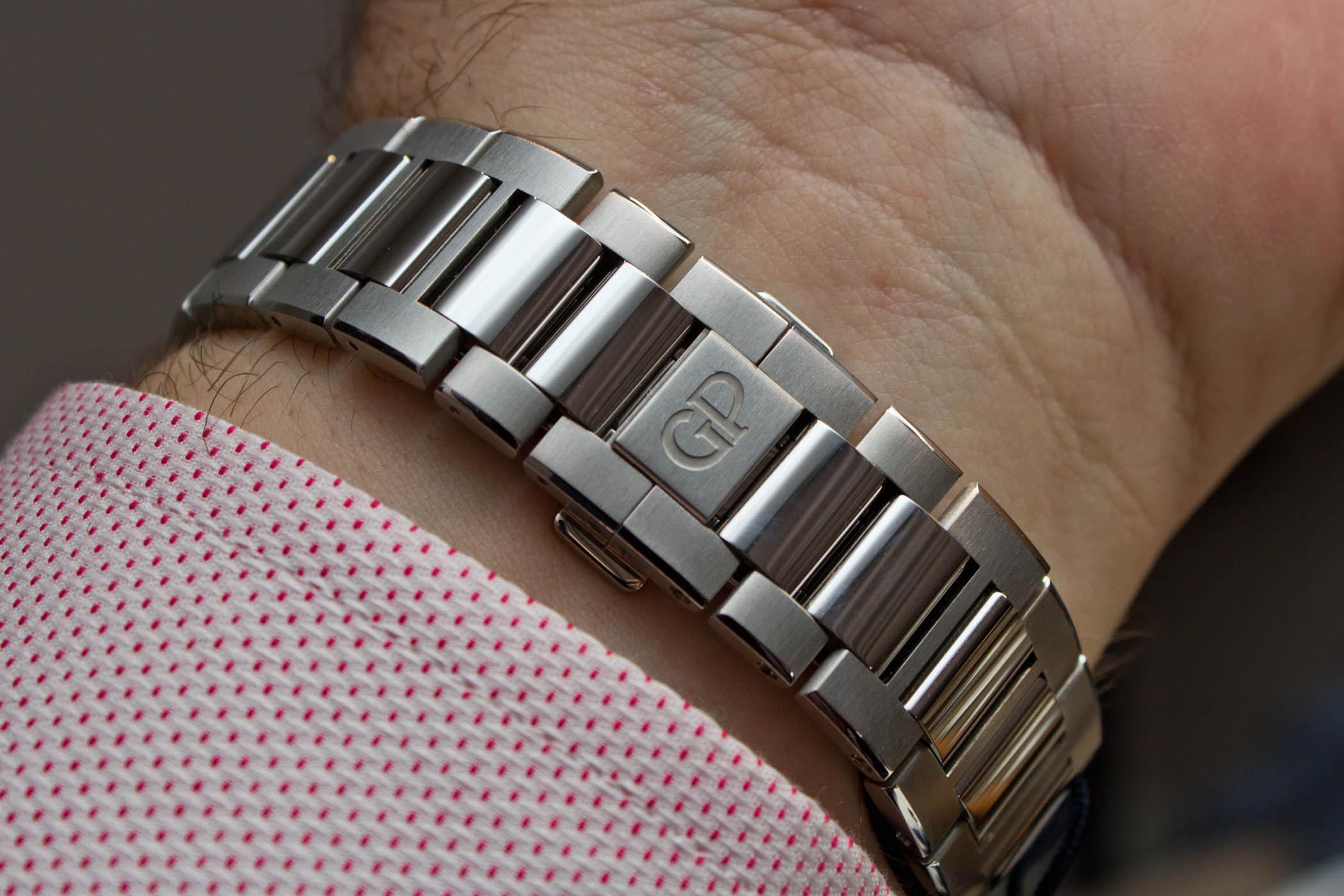 Girard-Perregaux Laureato Chronograph - 7