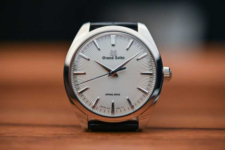 Perpetual Calendar Watch >> Review - Grand Seiko Hand-Wound Spring Drive Collection ...