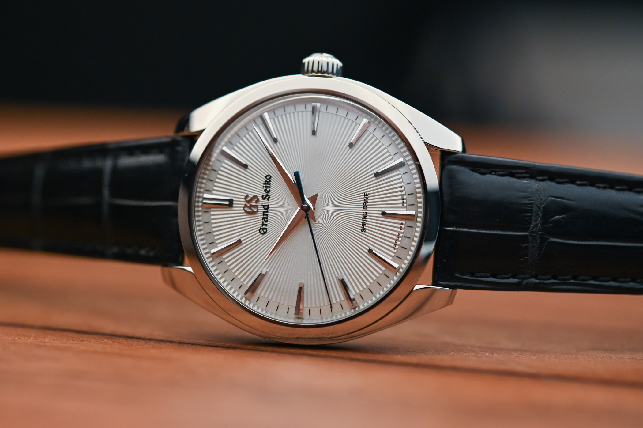 Grand Seiko Hand-Wound Spring Drive Collection - SBGY002 SBGY003 SBGZ002 SBGZ003 - 15