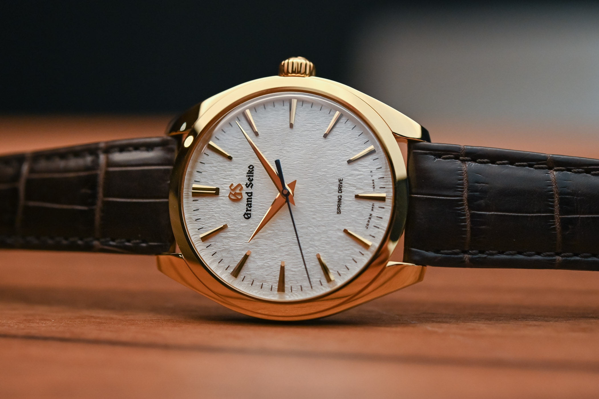 Grand Seiko Hand-Wound Spring Drive Collection - SBGY002 SBGY003 SBGZ002 SBGZ003 - 6