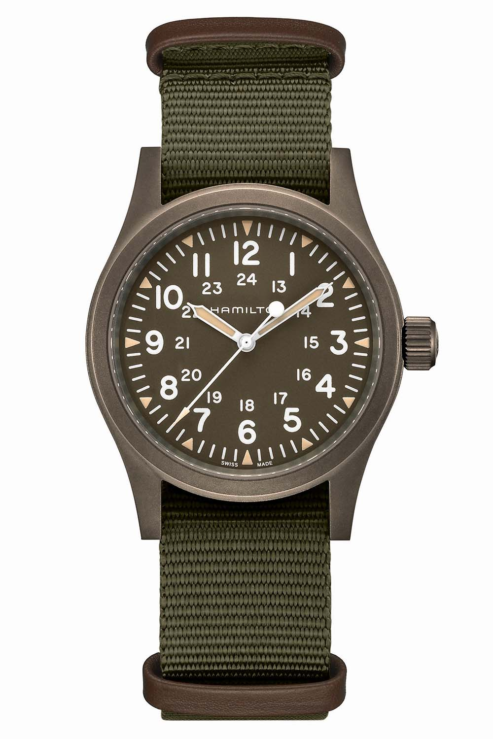 Hamilton Khaki Field Mechanical 2019 - 10