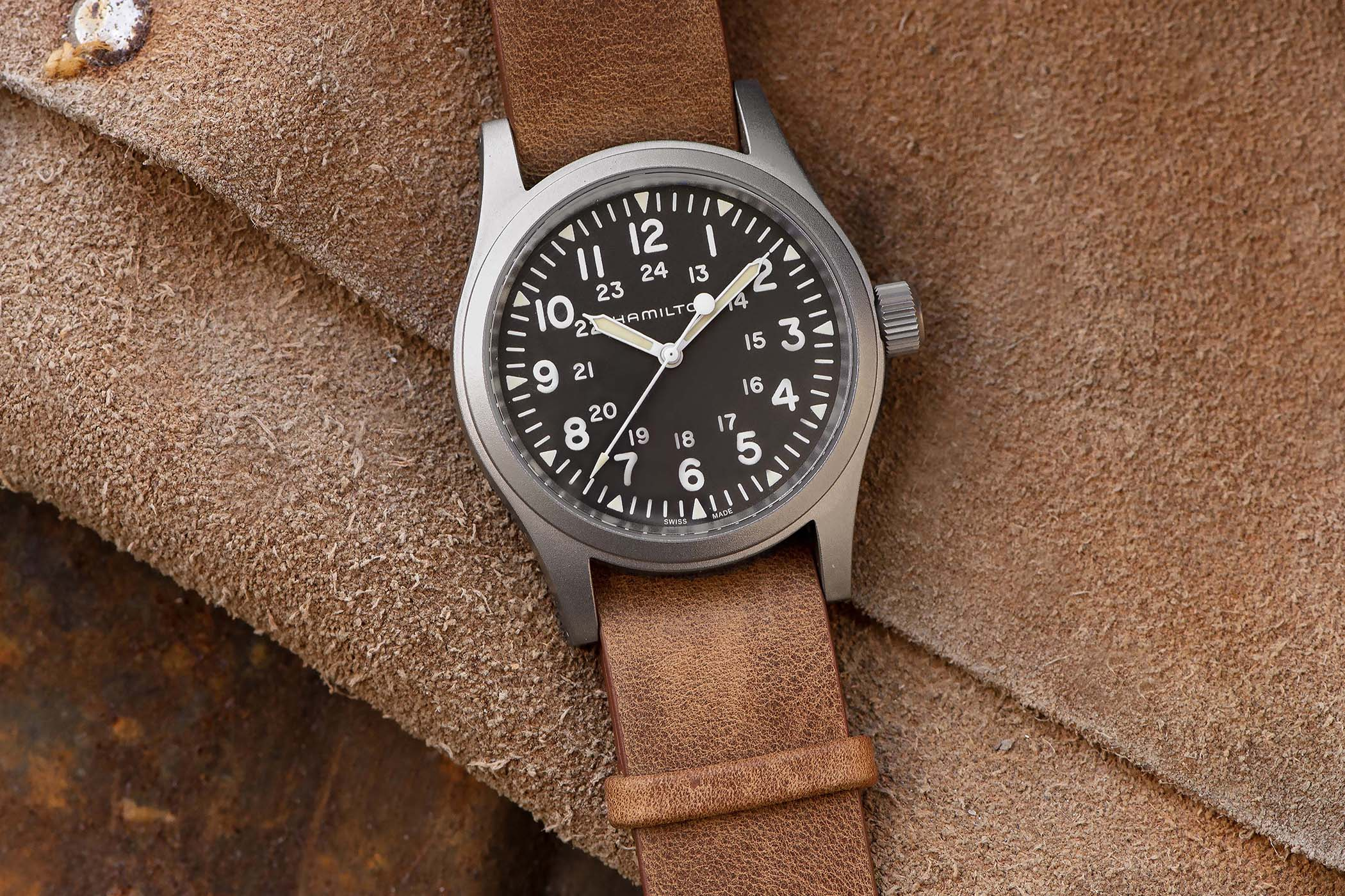 Hamilton Khaki Field Mechanical 2019 - 2